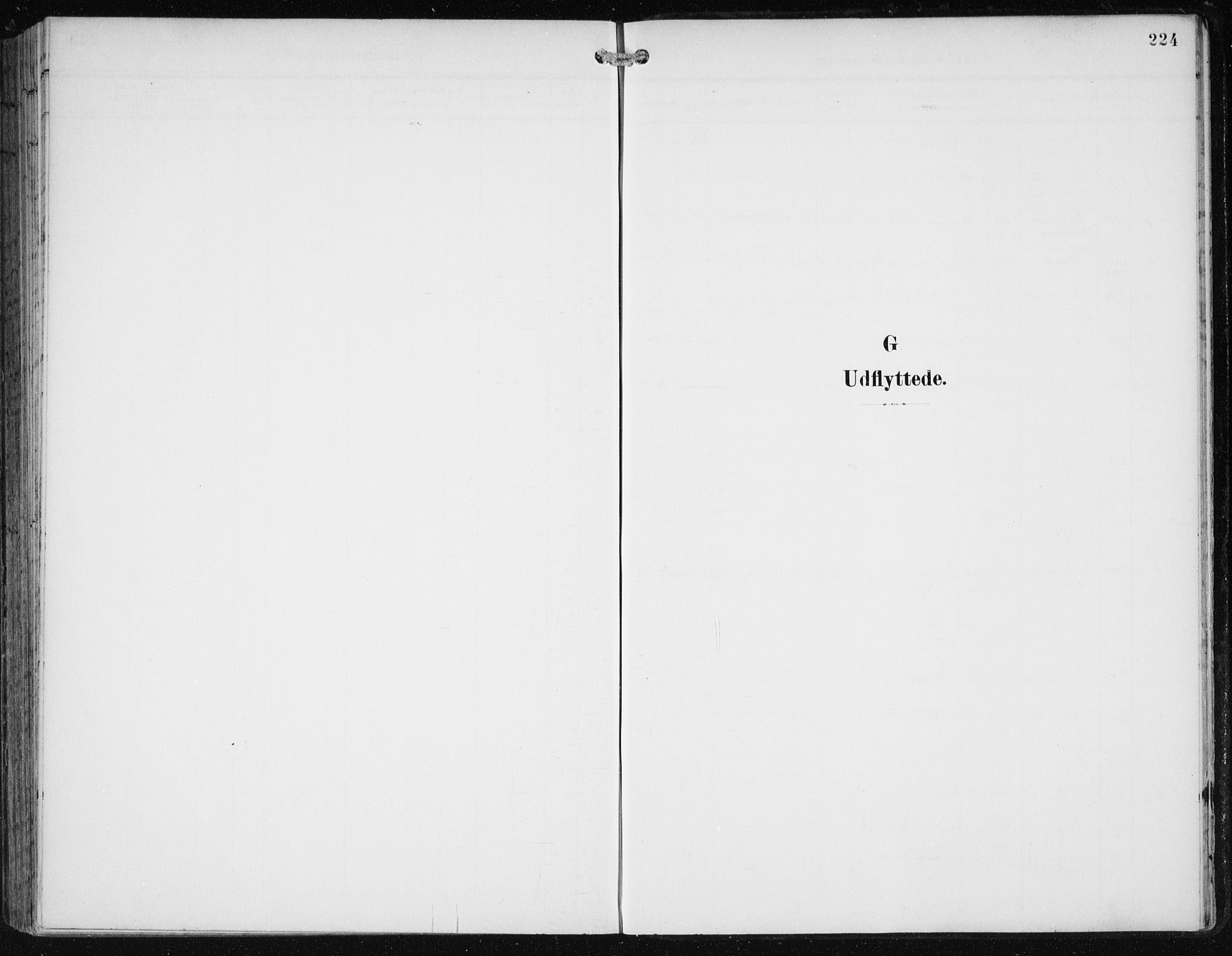 SAB, Fana Sokneprestembete, H/Haa/Haai/L0003: Ministerialbok nr. I 3, 1900-1912, s. 224