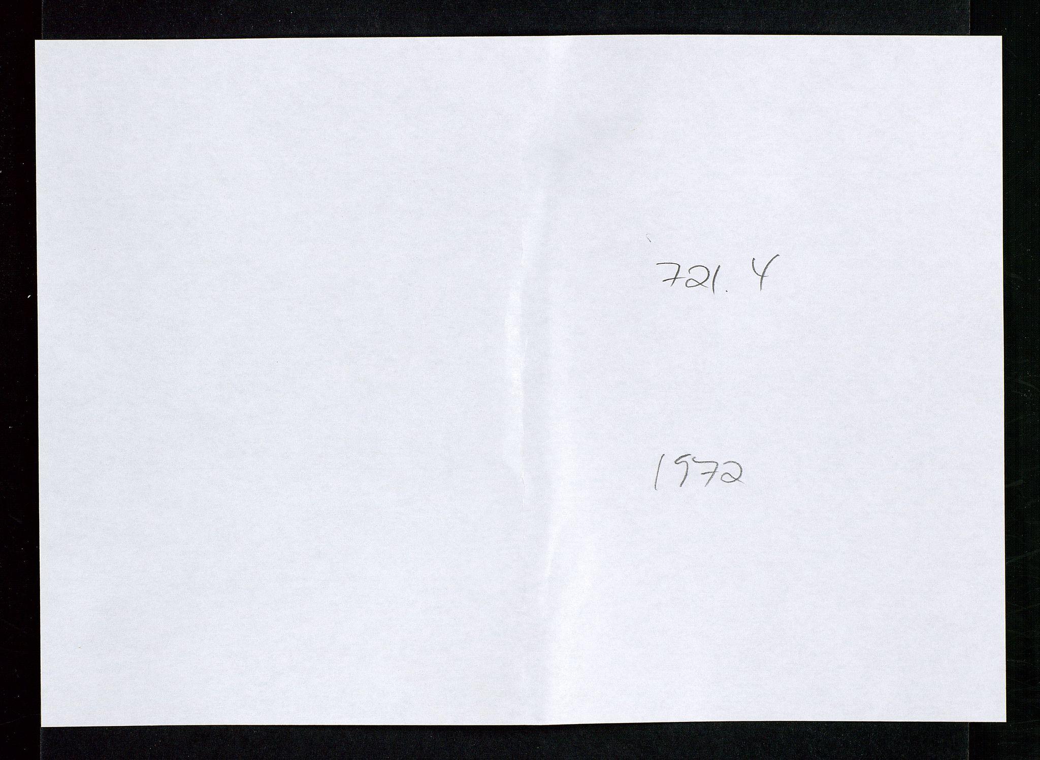 SAST, Industridepartementet, Oljekontoret, Da/L0008:  Arkivnøkkel 721- 722 Geofysikk, forskning, 1970-1972, s. 178