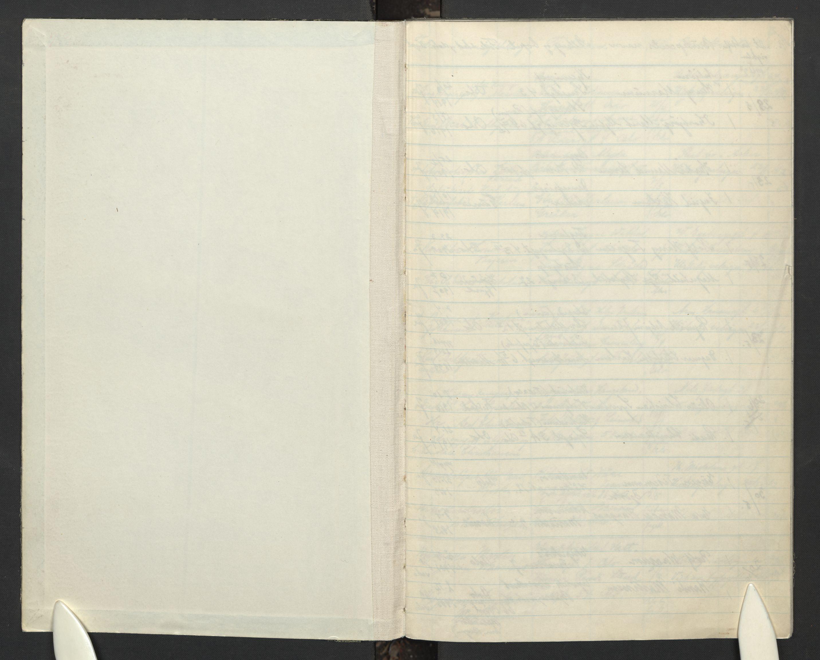 SAO, Gamle Aker prestekontor Kirkebøker, F/L0023: Ministerialbok nr. 23, 1942-1946