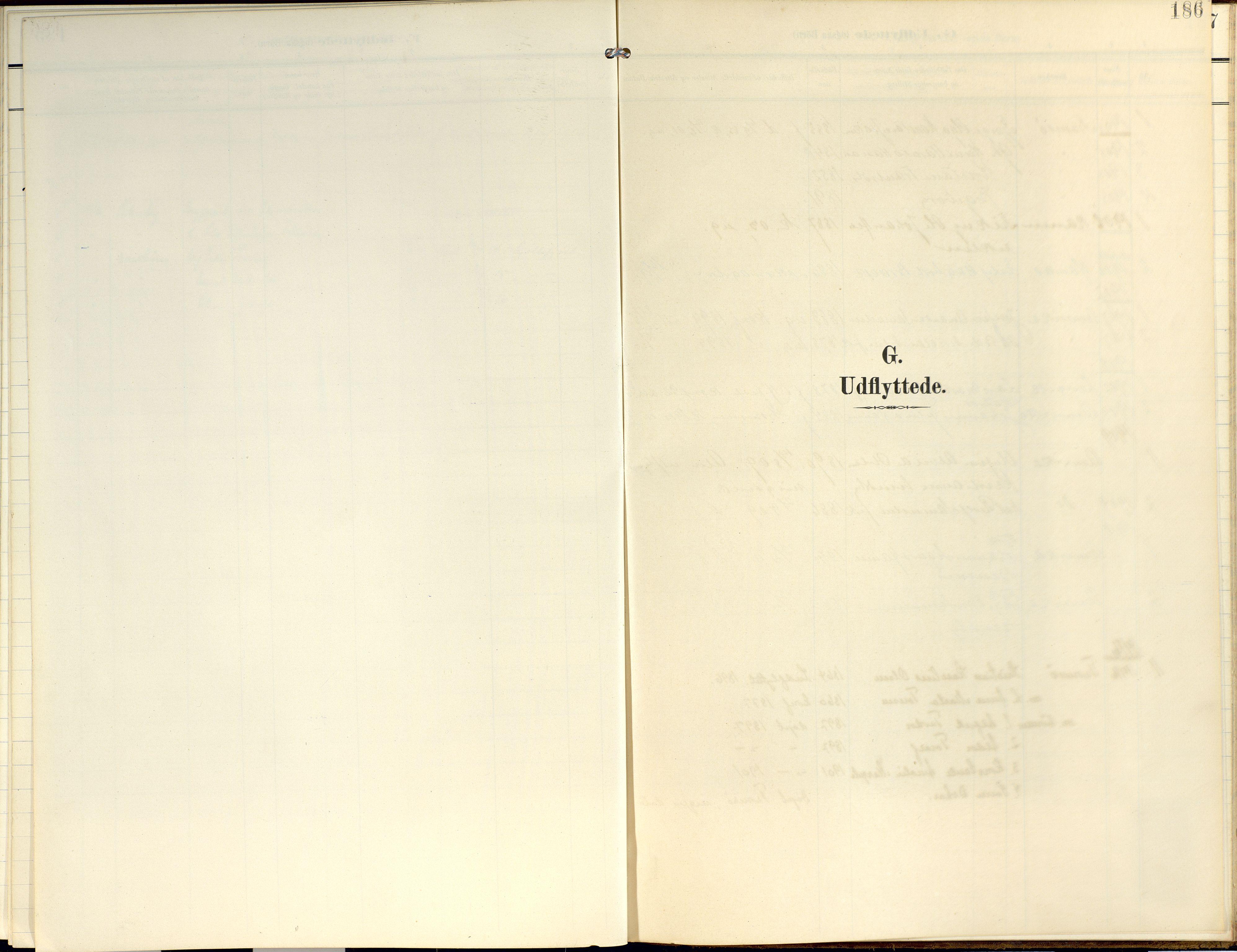 SATØ, Lyngen sokneprestembete, Ministerialbok nr. 14, 1905-1920, s. 186