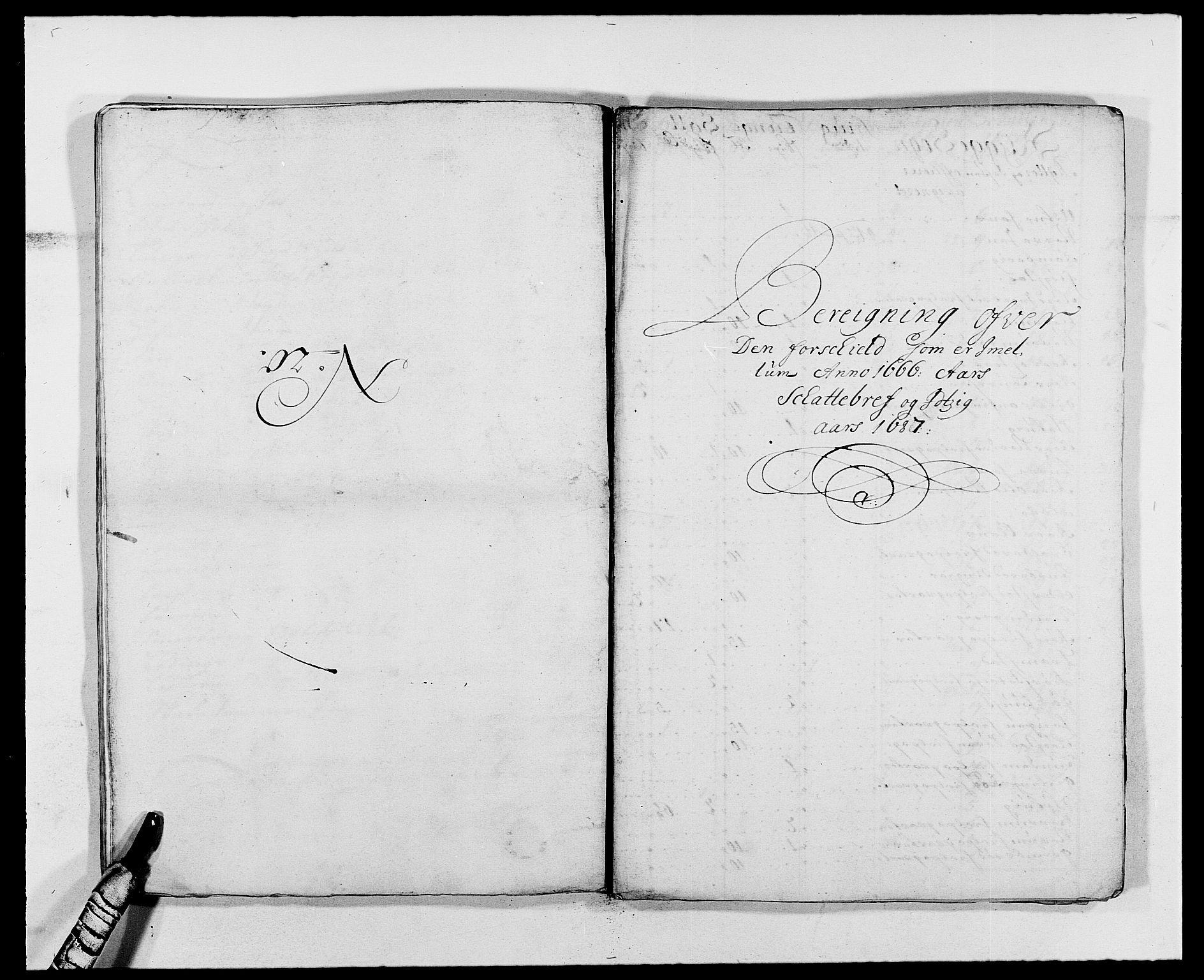 RA, Rentekammeret inntil 1814, Reviderte regnskaper, Fogderegnskap, R02/L0107: Fogderegnskap Moss og Verne kloster, 1685-1691, s. 171