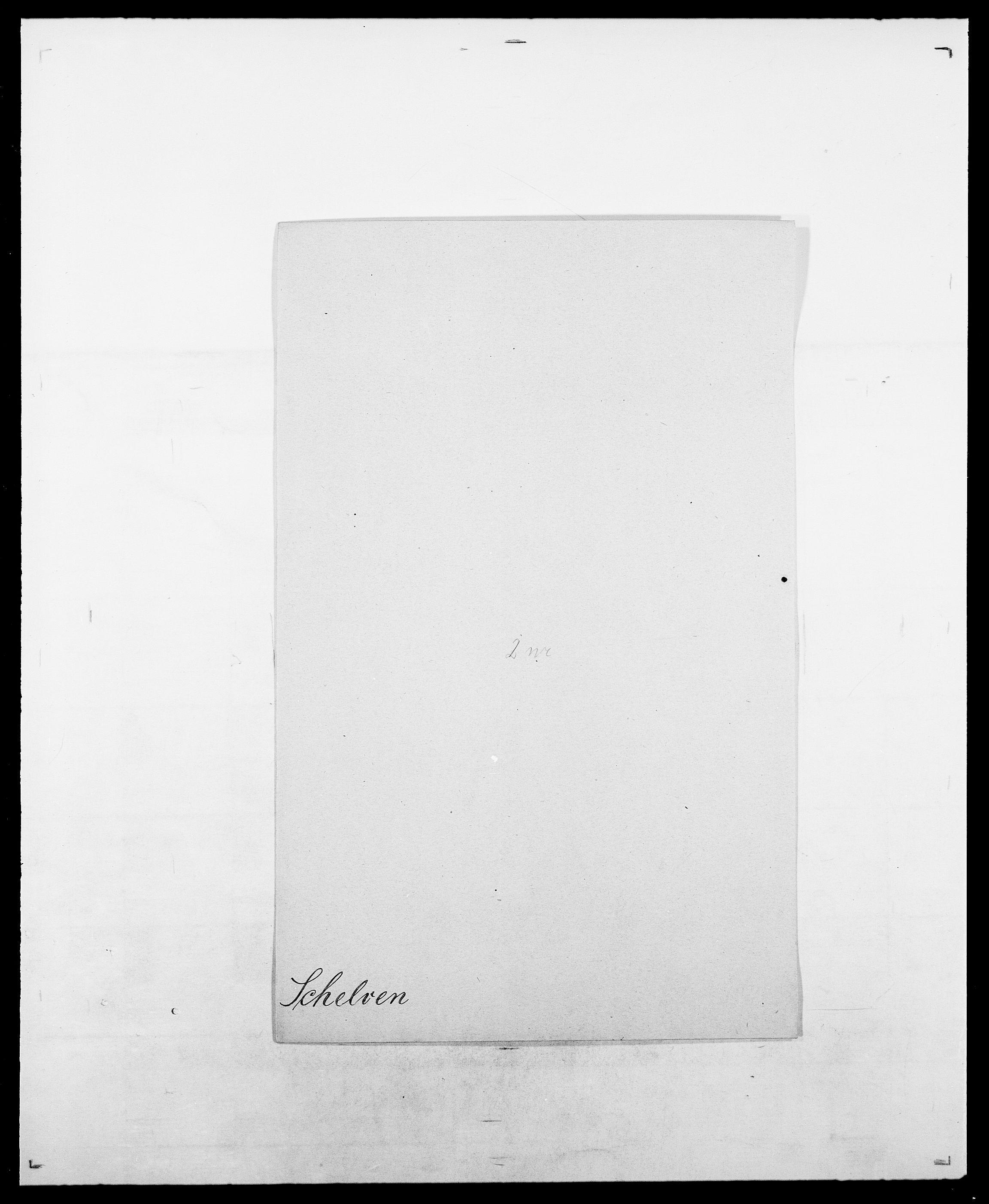 SAO, Delgobe, Charles Antoine - samling, D/Da/L0034: Saabye - Schmincke, s. 474