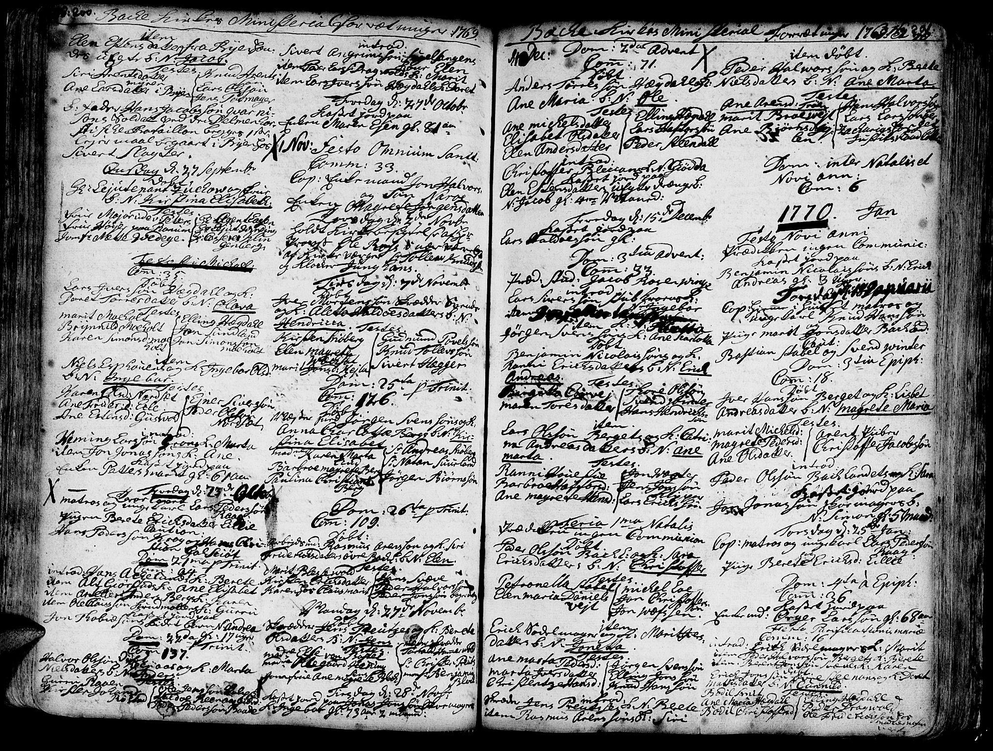 SAT, Ministerialprotokoller, klokkerbøker og fødselsregistre - Sør-Trøndelag, 606/L0276: Ministerialbok nr. 606A01 /2, 1727-1779, s. 200-201