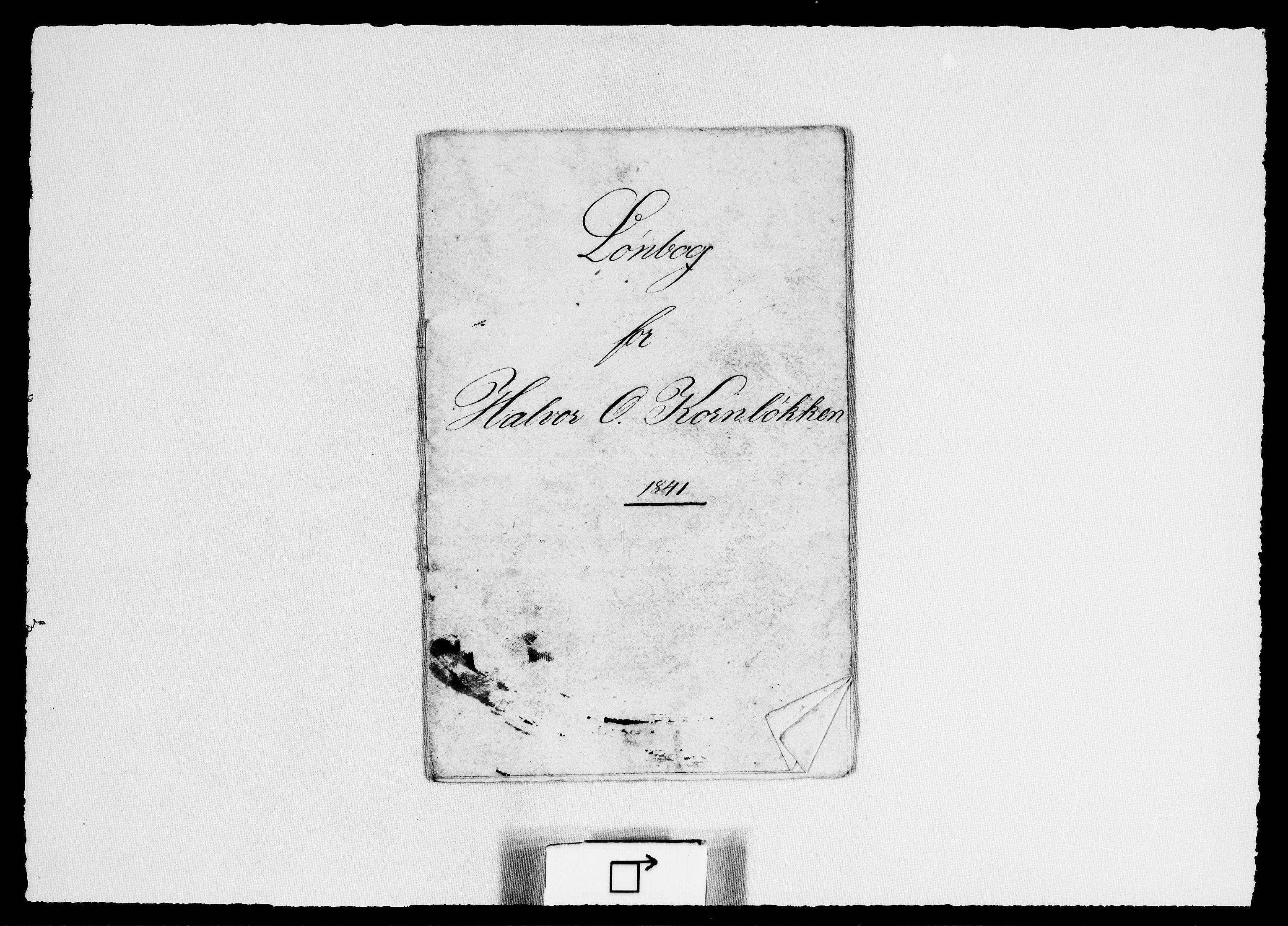 RA, Modums Blaafarveværk, G/Gd/Gdd/L0299, 1842-1844, s. 2