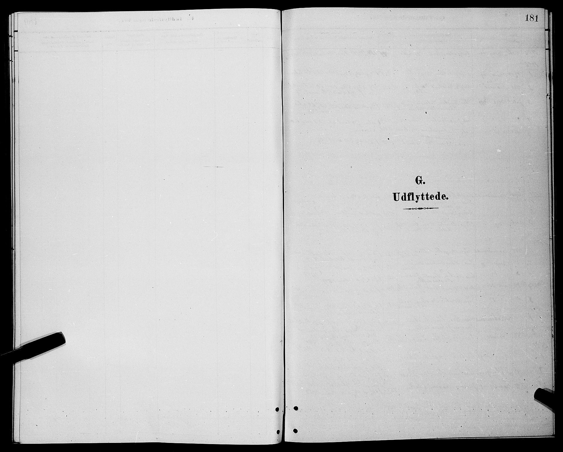 SATØ, Lenvik sokneprestembete, H/Ha: Klokkerbok nr. 21, 1884-1900, s. 181