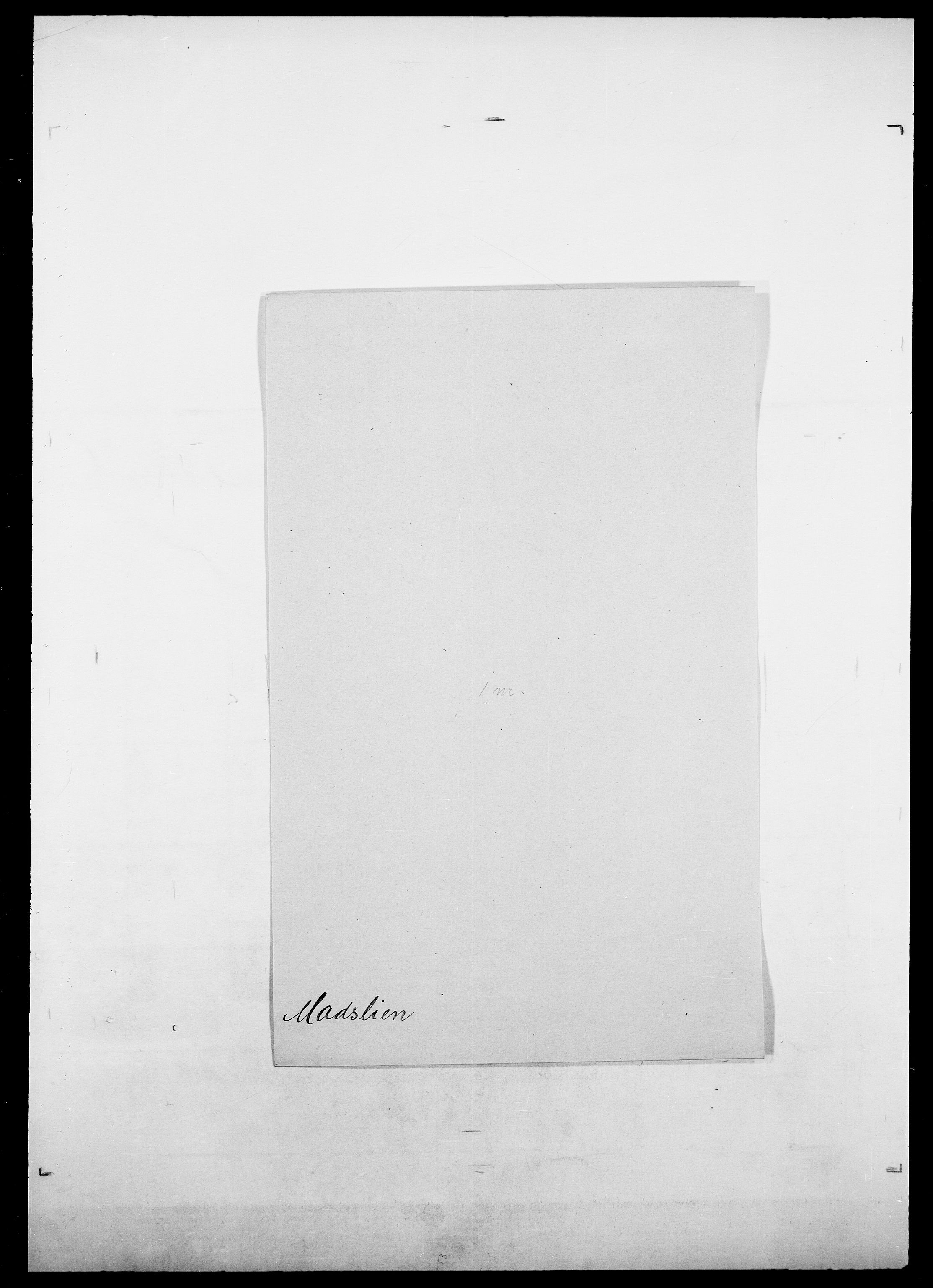 SAO, Delgobe, Charles Antoine - samling, D/Da/L0025: Løberg - Mazar, s. 211