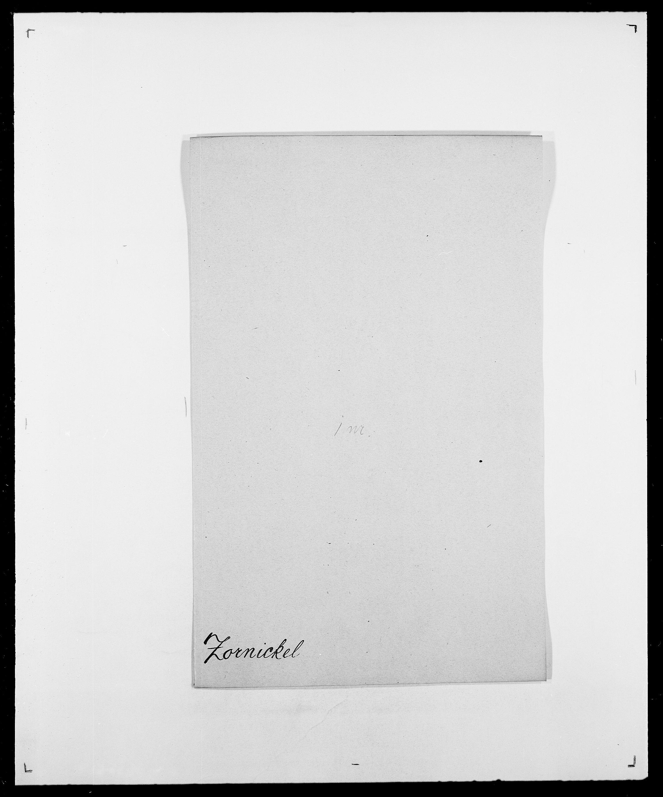 SAO, Delgobe, Charles Antoine - samling, D/Da/L0043: Wulfsberg - v. Zanten, s. 208