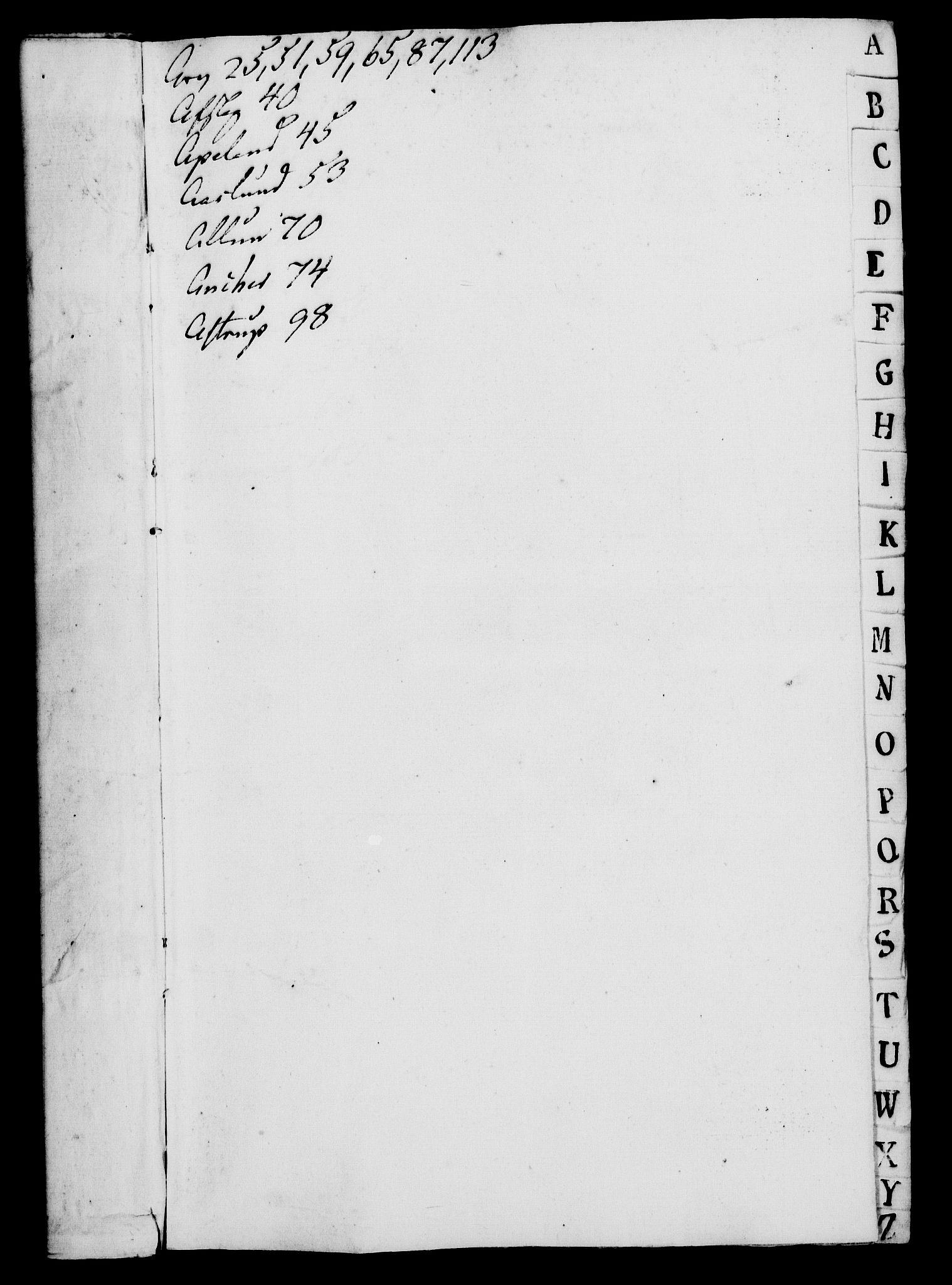 RA, Rentekammeret, Kammerkanselliet, G/Gf/Gfa/L0045: Norsk relasjons- og resolusjonsprotokoll (merket RK 52.45), 1763, s. 3