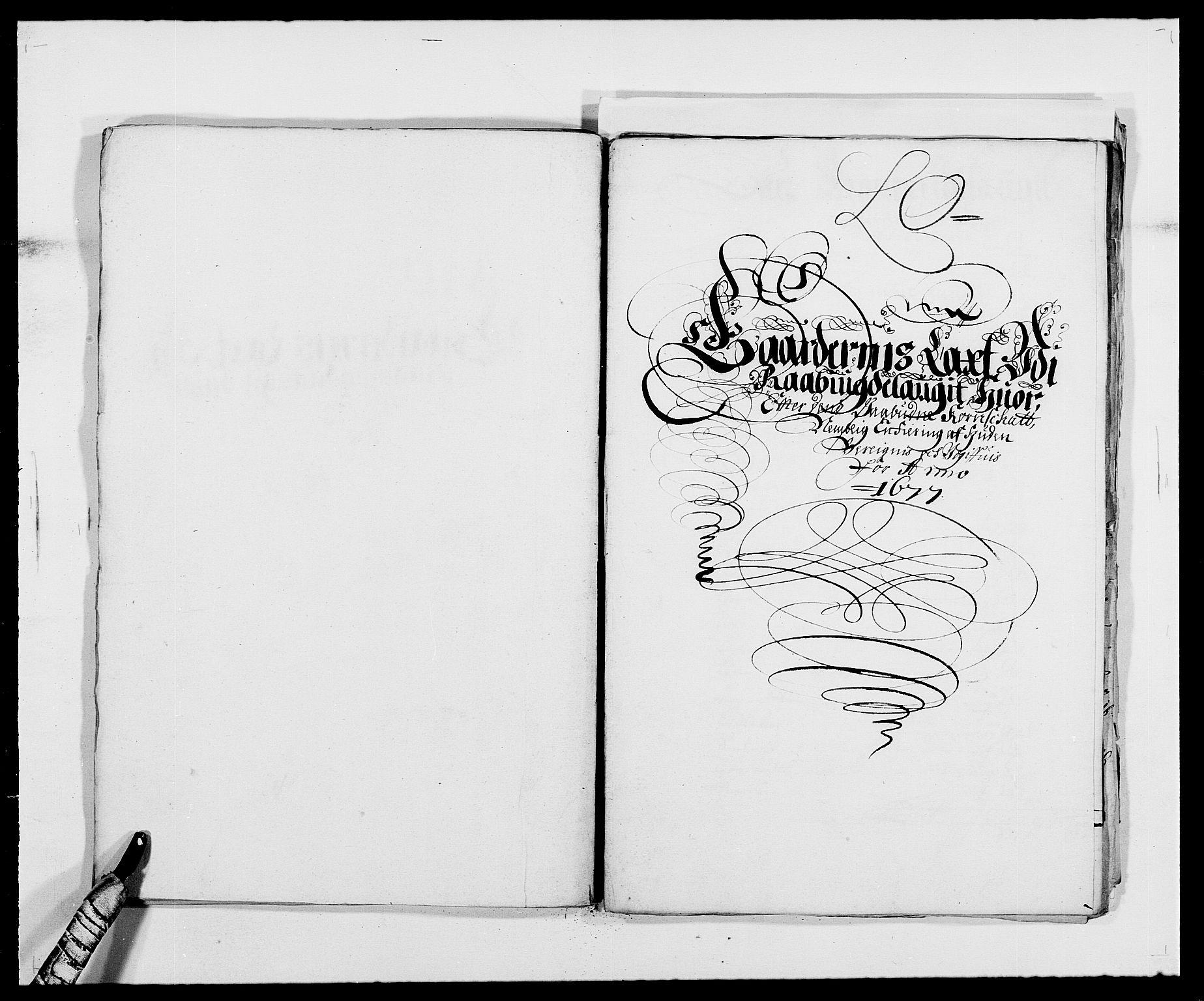 RA, Rentekammeret inntil 1814, Reviderte regnskaper, Fogderegnskap, R40/L2435: Fogderegnskap Råbyggelag, 1677-1678, s. 110