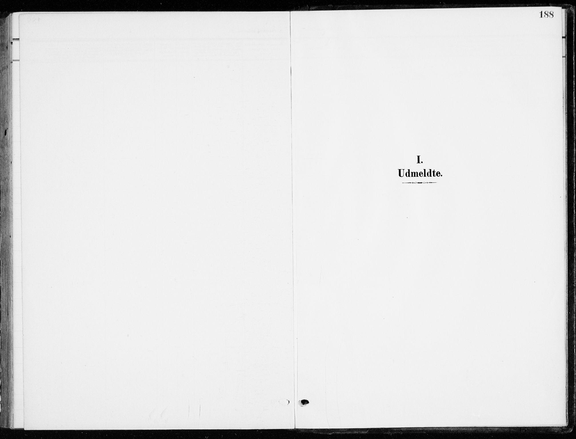 SAH, Ringsaker prestekontor, K/Ka/L0021: Ministerialbok nr. 21, 1905-1920, s. 188