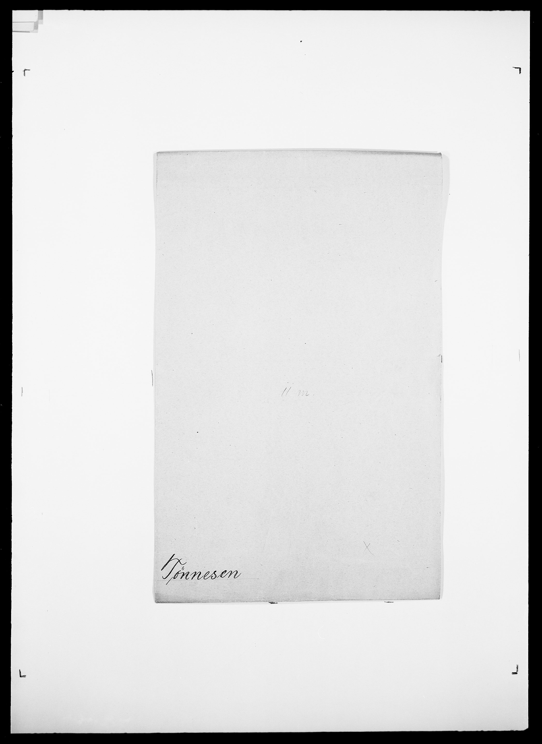 SAO, Delgobe, Charles Antoine - samling, D/Da/L0039: Thorsen - Urup, s. 567