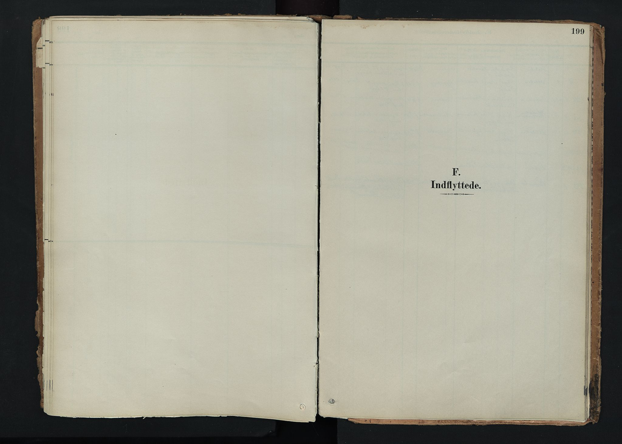 SAH, Nord-Fron prestekontor, Ministerialbok nr. 5, 1884-1914, s. 199