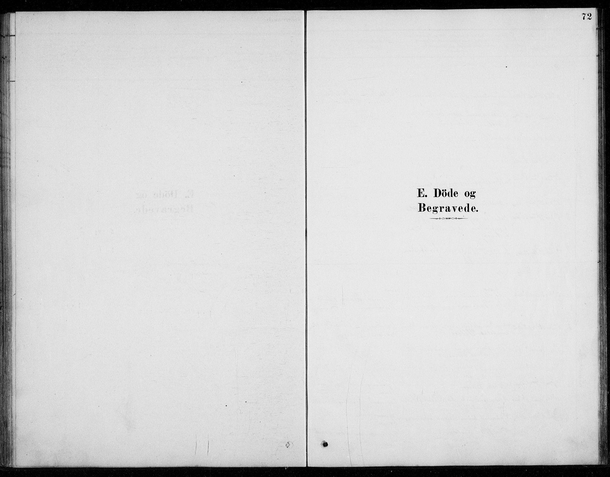 SAO, Fet prestekontor Kirkebøker, G/Gb/L0002: Klokkerbok nr. II 2, 1878-1911, s. 72