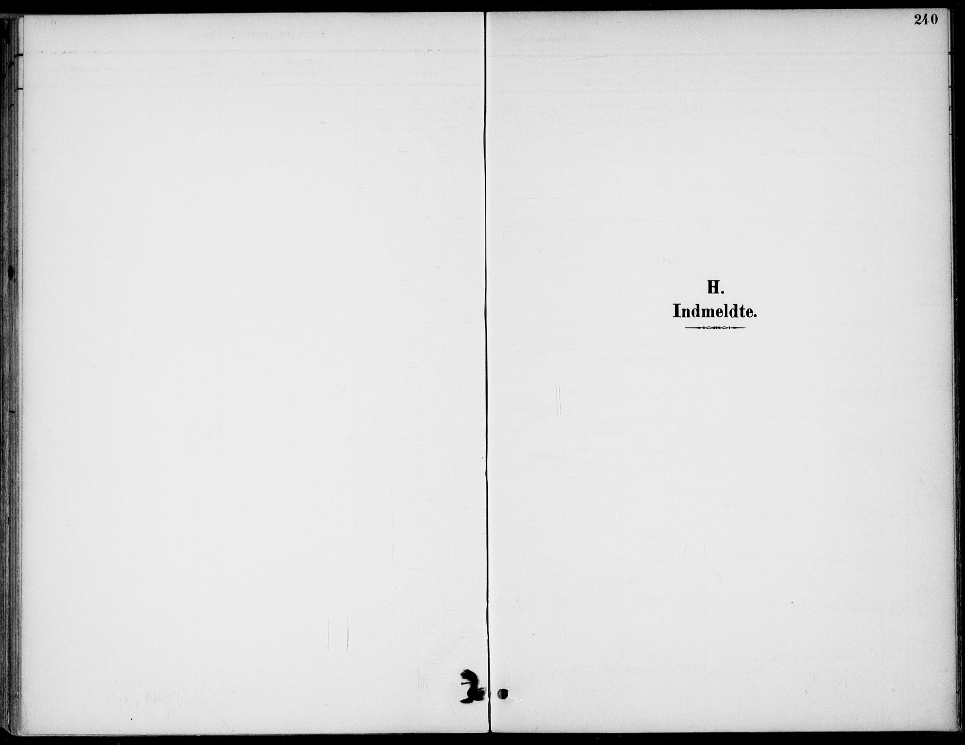 SAKO, Drangedal kirkebøker, F/Fa/L0012: Ministerialbok nr. 12, 1895-1905, s. 240