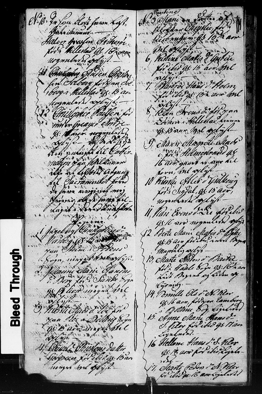 SAKO, Botne kirkebøker, F/Fa/L0004: Ministerialbok nr. I 4, 1799-1846