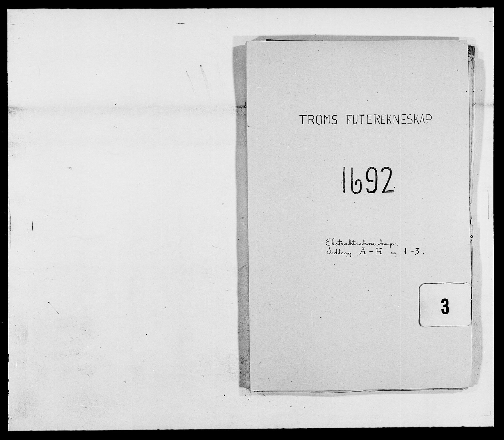 RA, Rentekammeret inntil 1814, Reviderte regnskaper, Fogderegnskap, R68/L4751: Fogderegnskap Senja og Troms, 1690-1693, s. 140
