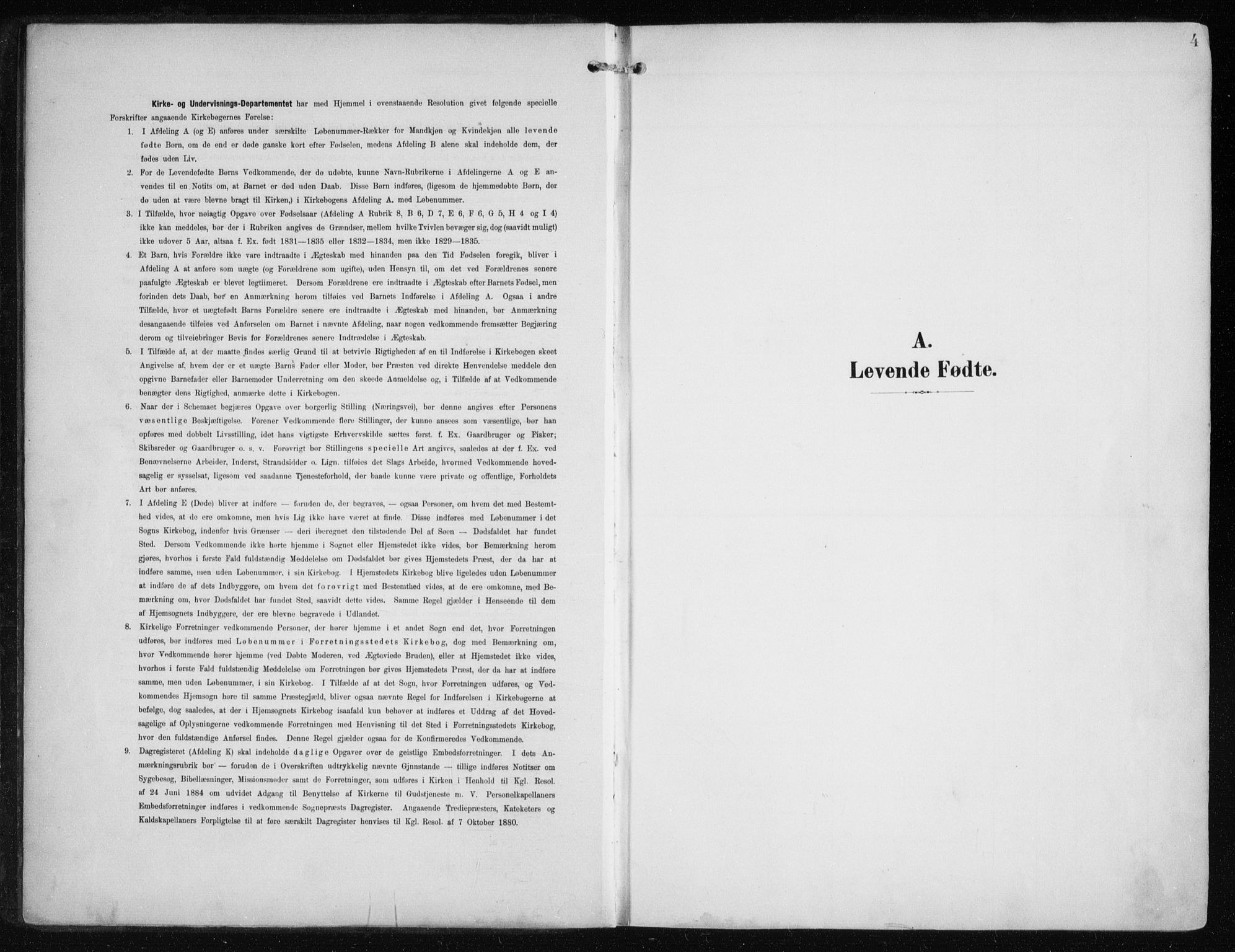 SATØ, Måsøy sokneprestkontor, H/Ha/L0009kirke: Ministerialbok nr. 9, 1903-1914, s. 4