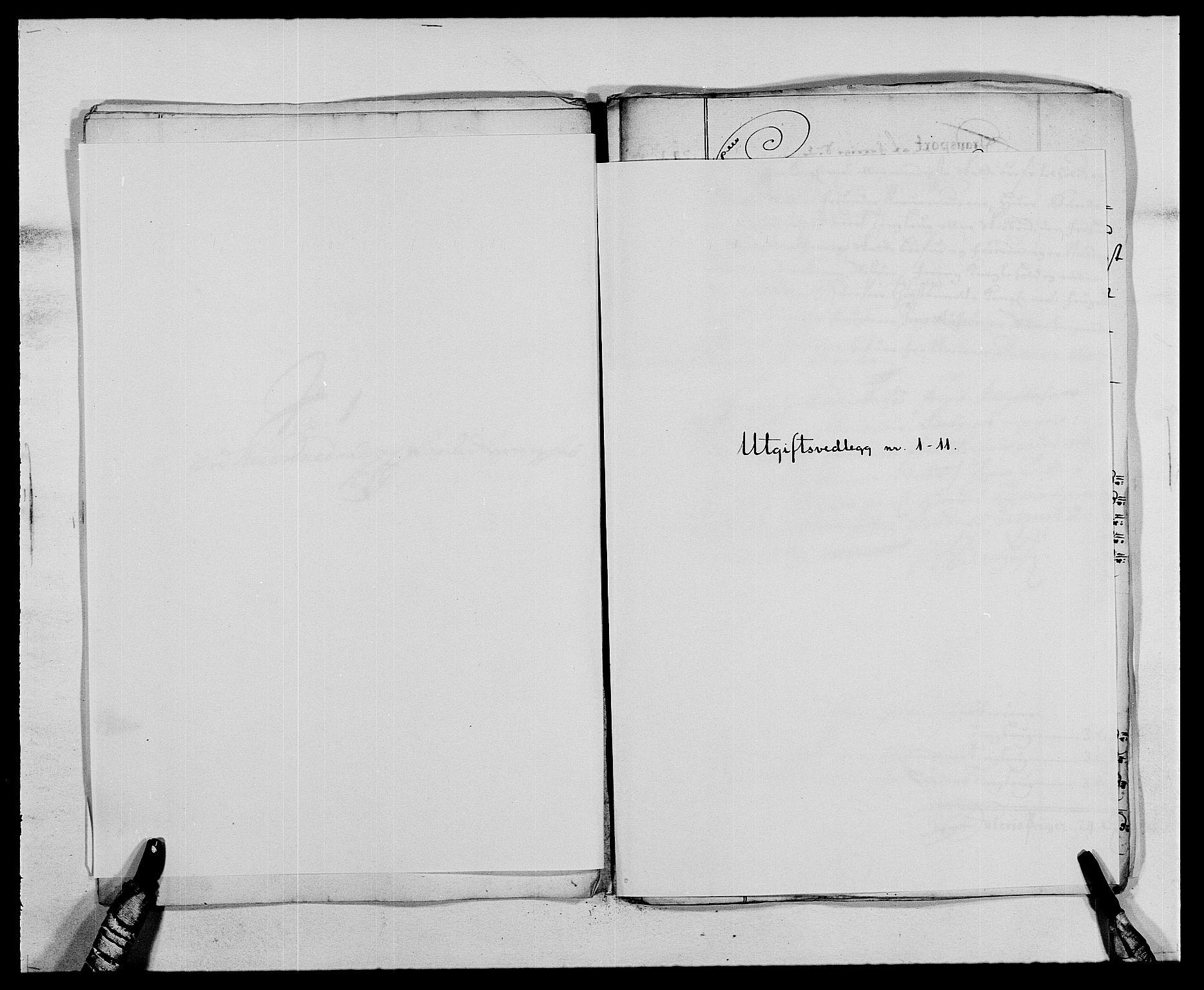 RA, Rentekammeret inntil 1814, Reviderte regnskaper, Fogderegnskap, R64/L4422: Fogderegnskap Namdal, 1687-1689, s. 290