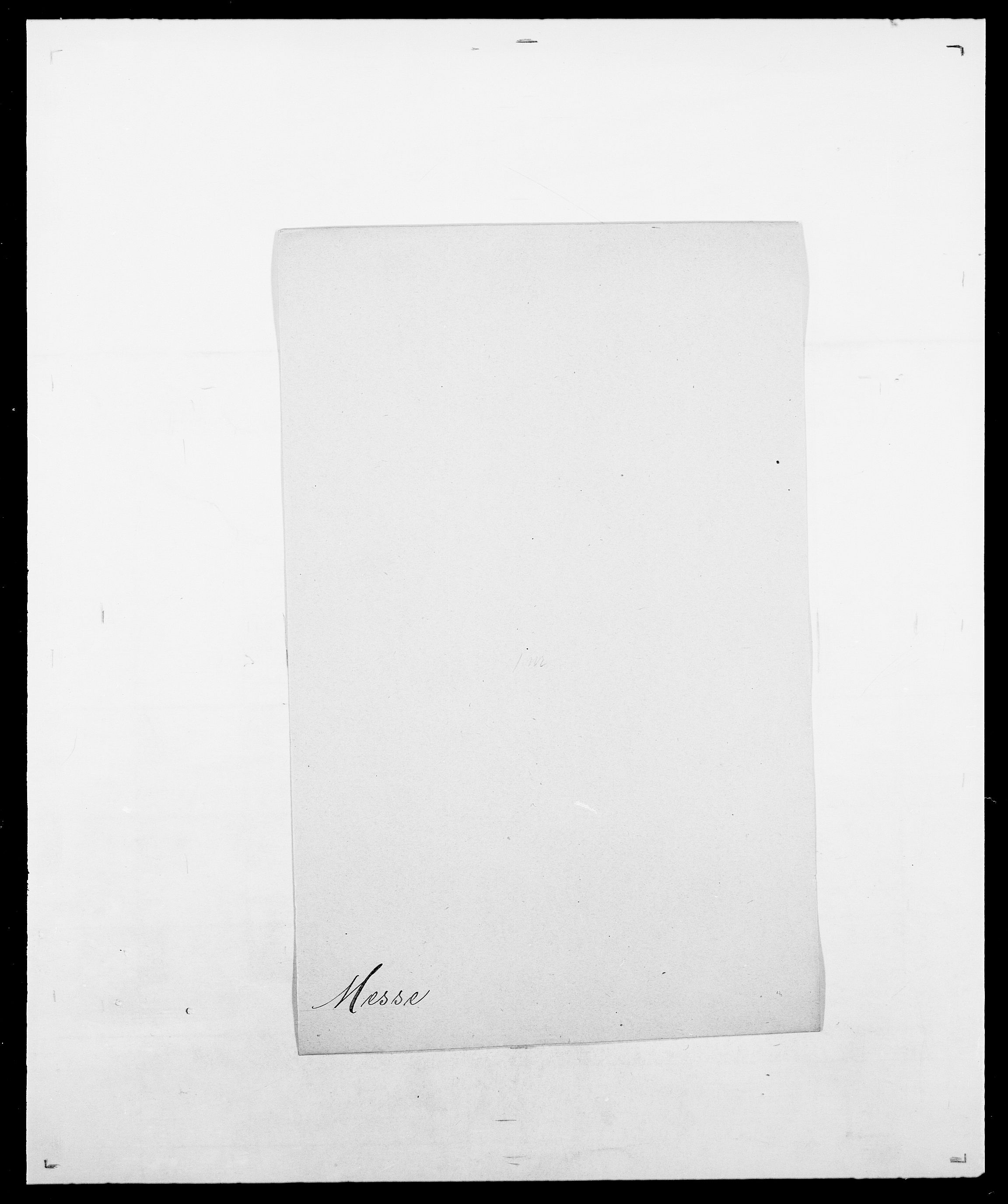 SAO, Delgobe, Charles Antoine - samling, D/Da/L0026: Mechelby - Montoppidan, s. 337