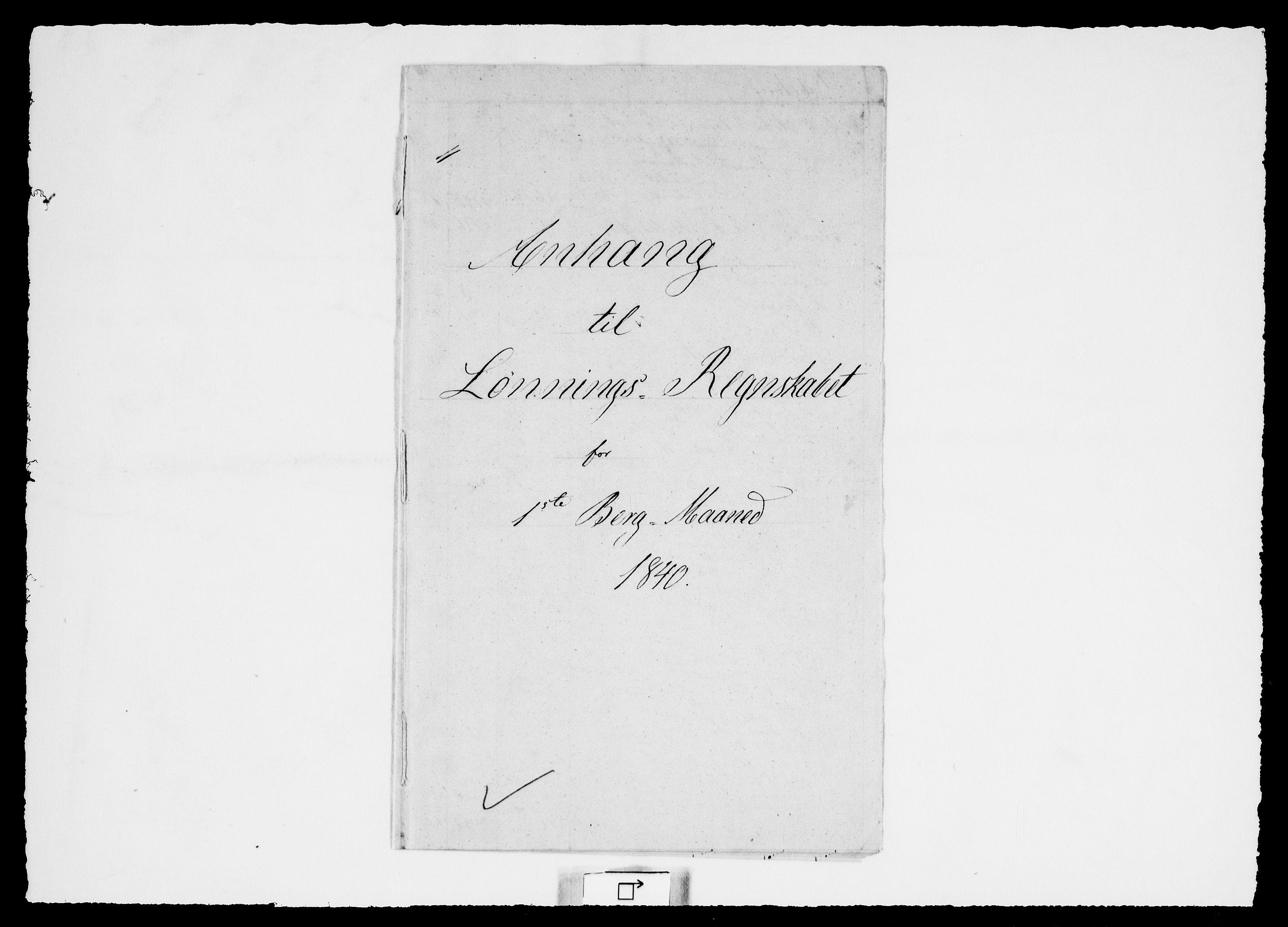 RA, Modums Blaafarveværk, G/Gd/Gdd/L0286, 1840-1849, s. 2