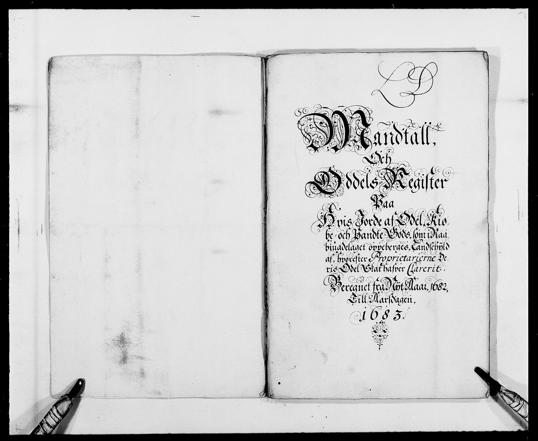 RA, Rentekammeret inntil 1814, Reviderte regnskaper, Fogderegnskap, R40/L2438: Fogderegnskap Råbyggelag, 1682-1683, s. 279