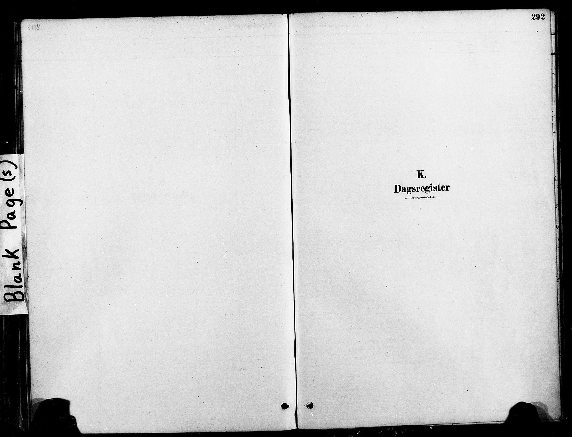 SAT, Ministerialprotokoller, klokkerbøker og fødselsregistre - Nord-Trøndelag, 709/L0077: Ministerialbok nr. 709A17, 1880-1895, s. 292
