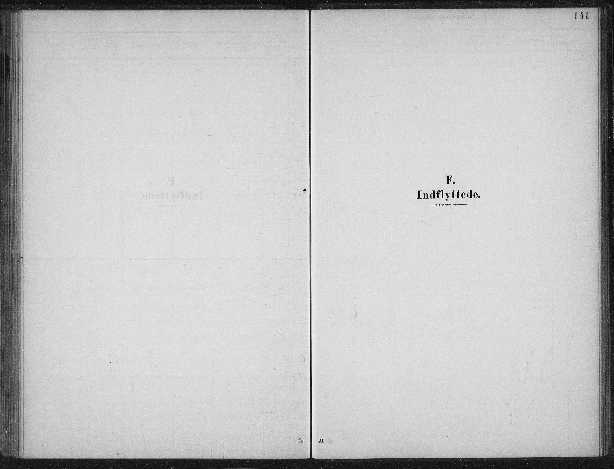 SAB, Lærdal Sokneprestembete, Ministerialbok nr. C  1, 1878-1911, s. 141
