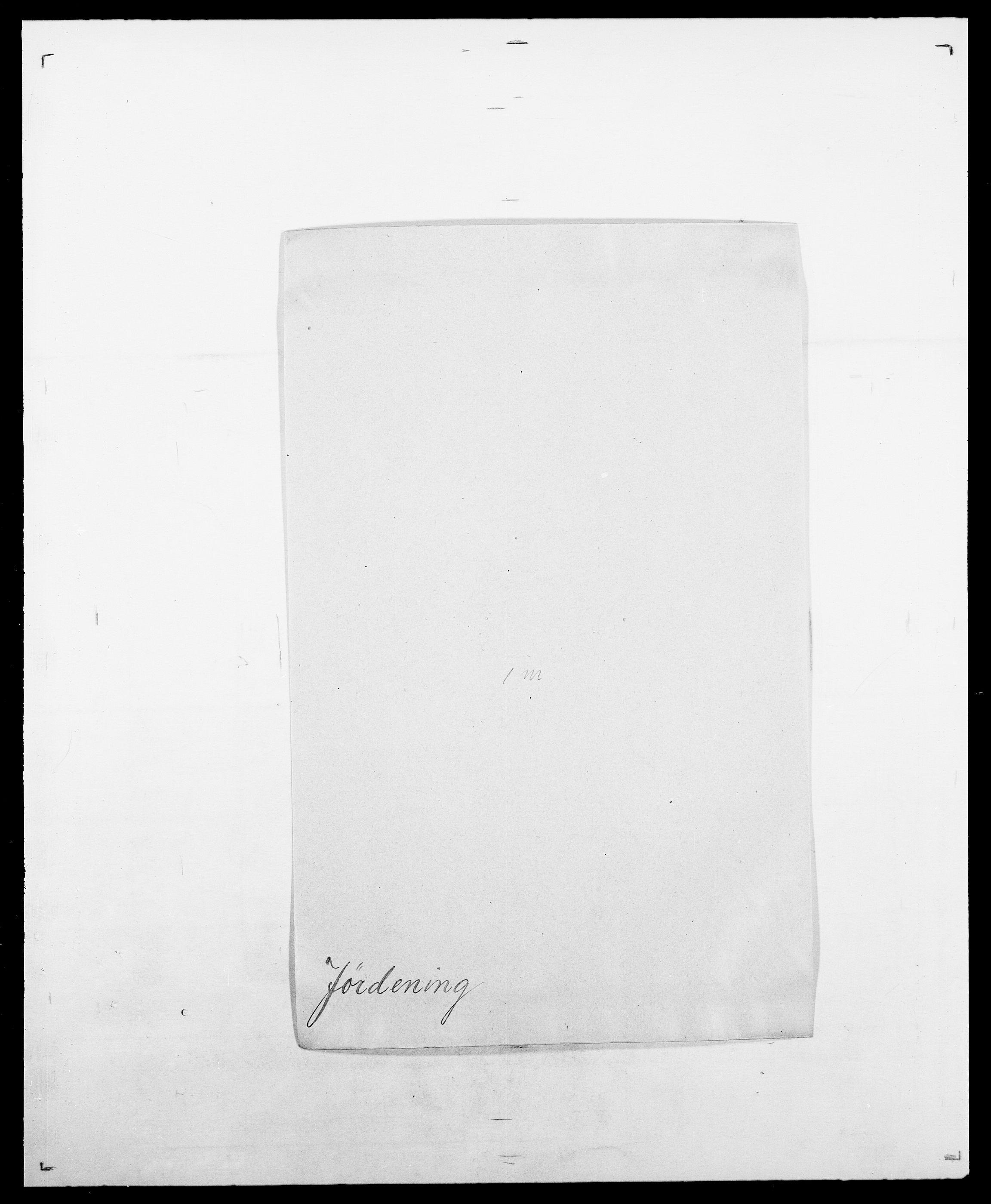 SAO, Delgobe, Charles Antoine - samling, D/Da/L0020: Irgens - Kjøsterud, s. 275
