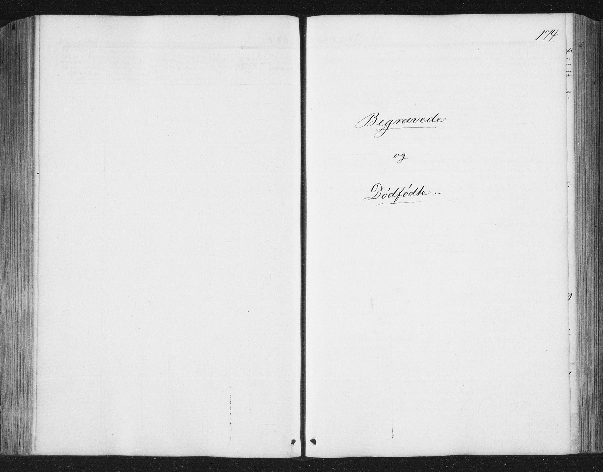 SAT, Ministerialprotokoller, klokkerbøker og fødselsregistre - Nord-Trøndelag, 749/L0472: Ministerialbok nr. 749A06, 1857-1873, s. 174