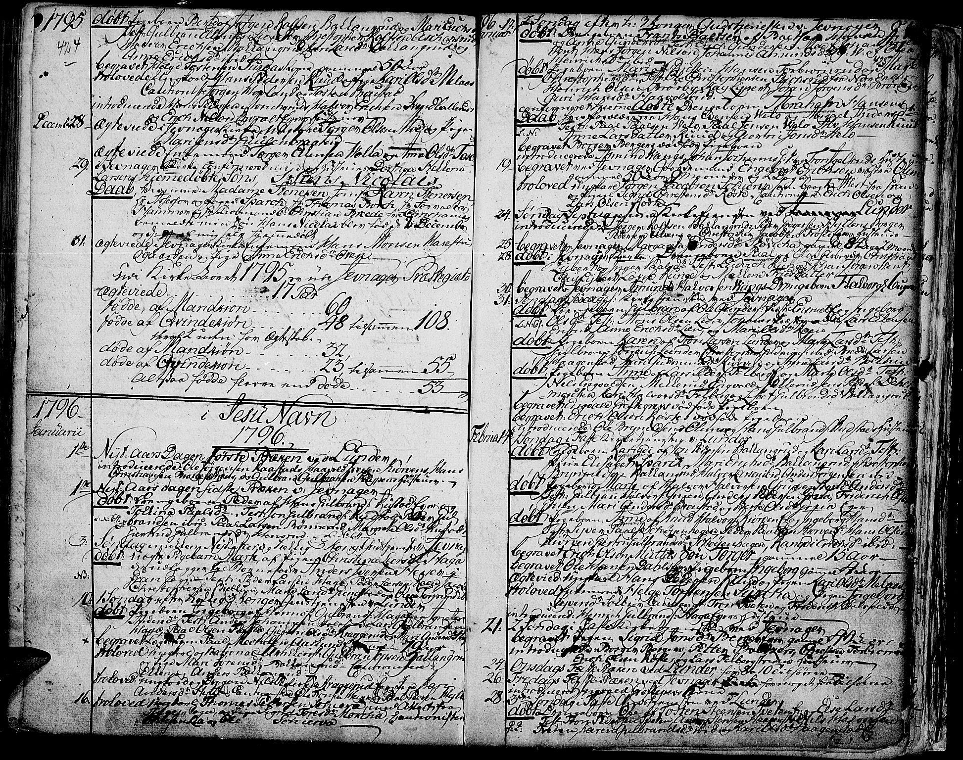 SAH, Jevnaker prestekontor, Ministerialbok nr. 3, 1752-1799, s. 424-425