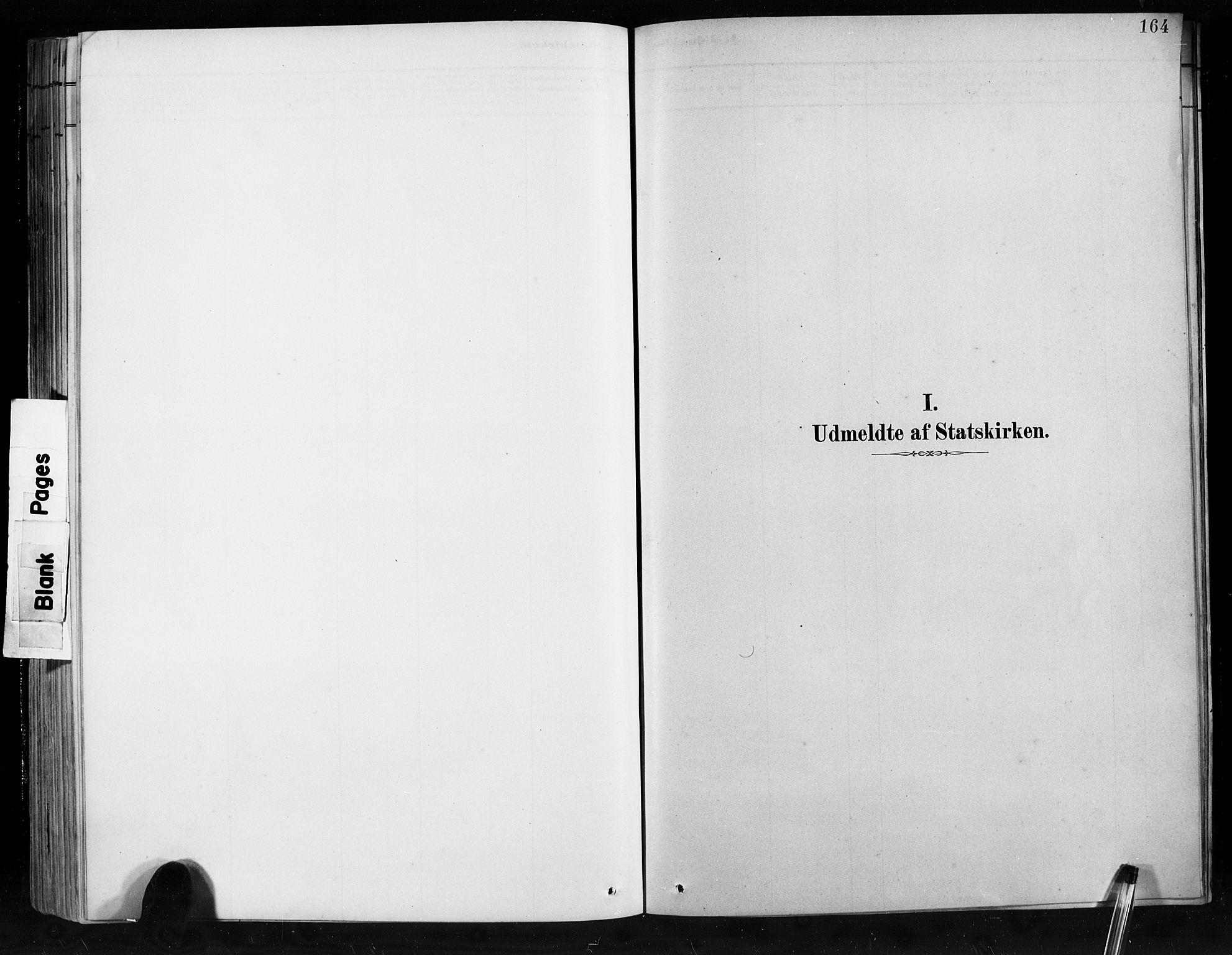 SAB, Jostedal sokneprestembete, H/Hab/Habb/L0001: Klokkerbok nr. B 1, 1882-1921, s. 164