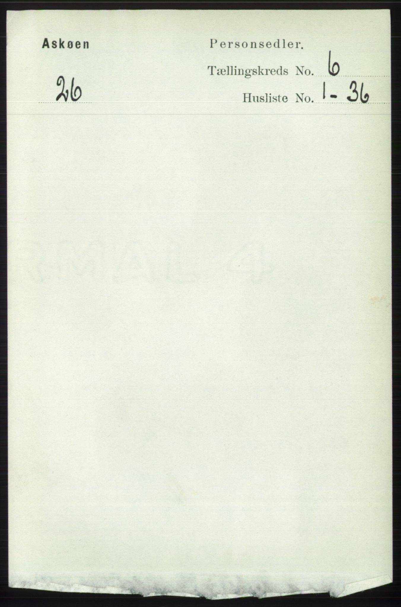 RA, Folketelling 1891 for 1247 Askøy herred, 1891, s. 3989