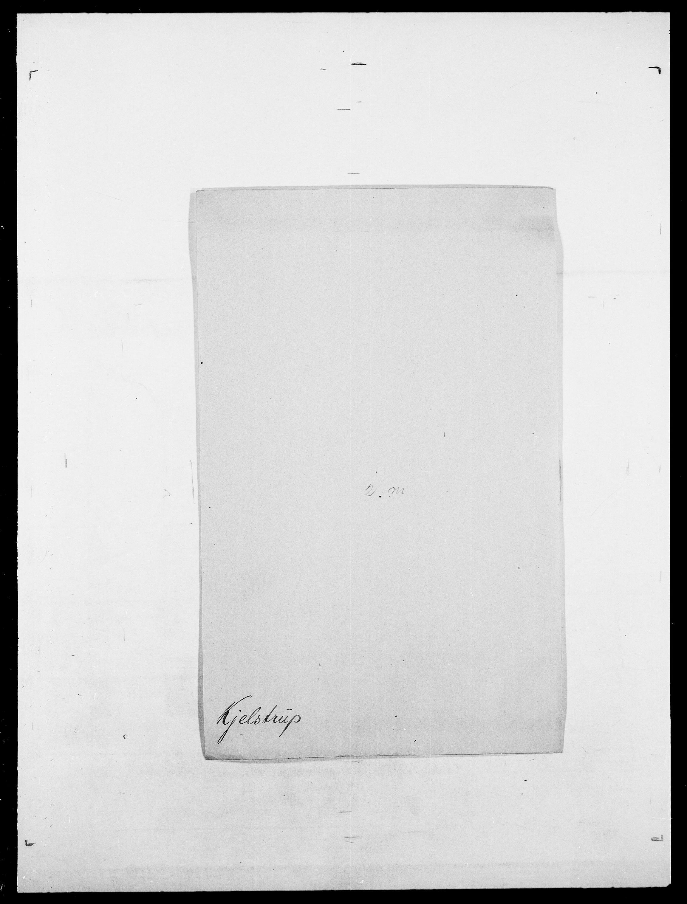 SAO, Delgobe, Charles Antoine - samling, D/Da/L0020: Irgens - Kjøsterud, s. 742