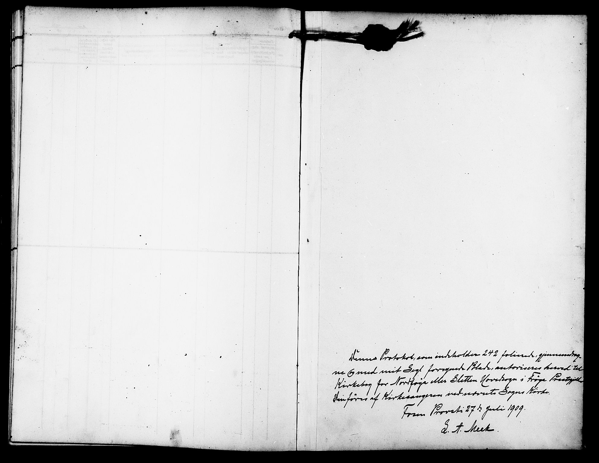 SAT, Ministerialprotokoller, klokkerbøker og fødselsregistre - Sør-Trøndelag, 640/L0588: Klokkerbok nr. 640C05, 1909-1922
