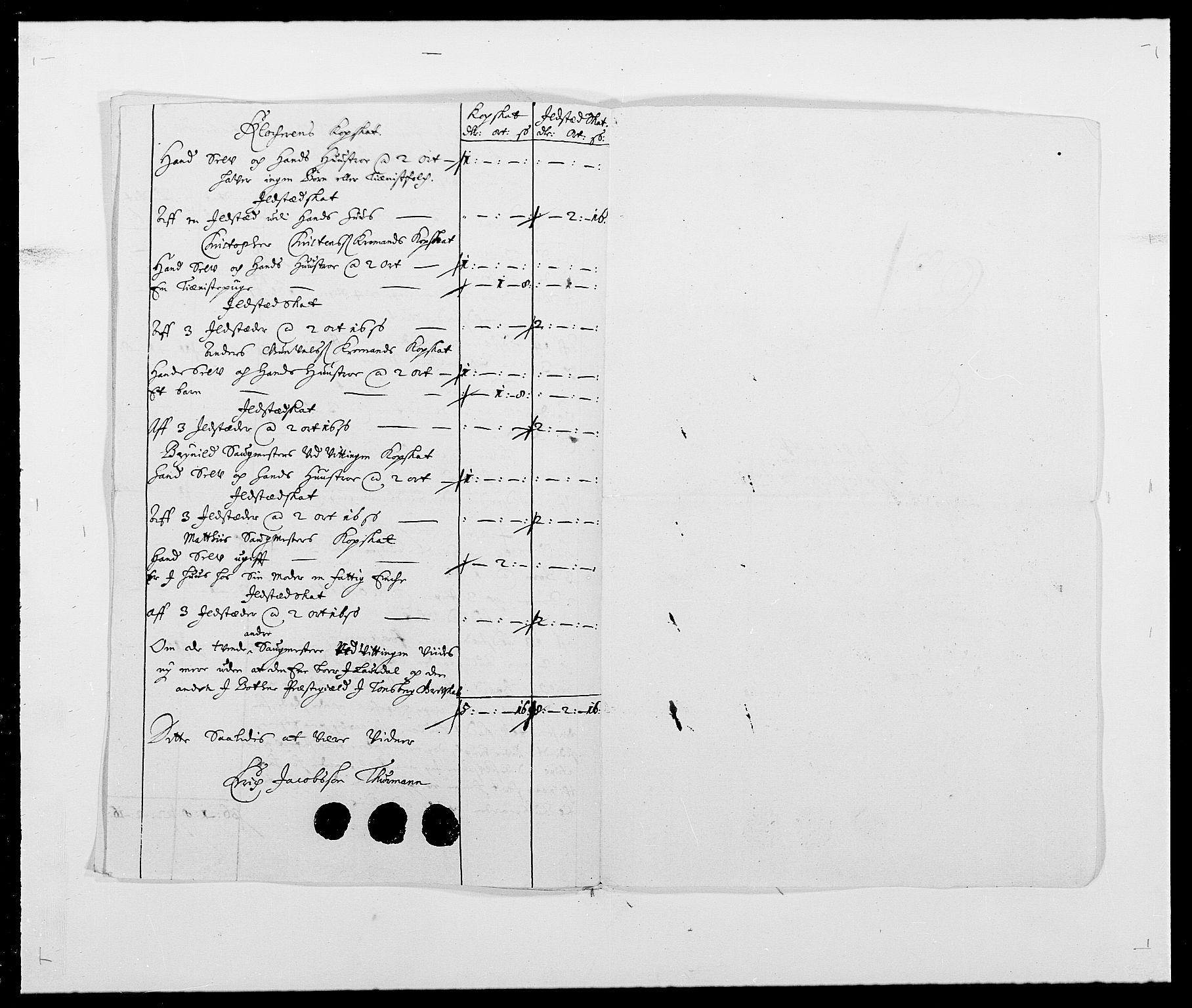 RA, Rentekammeret inntil 1814, Reviderte regnskaper, Fogderegnskap, R24/L1573: Fogderegnskap Numedal og Sandsvær, 1687-1691, s. 416