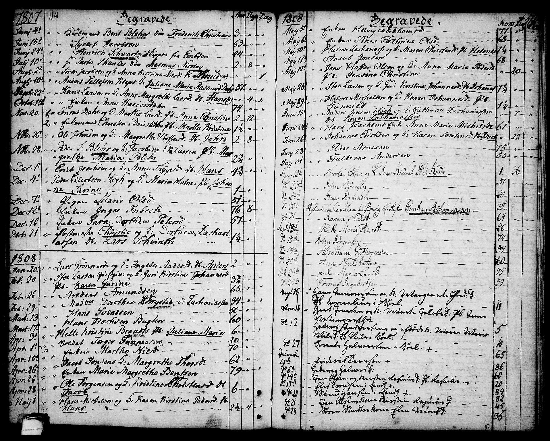 SAKO, Brevik kirkebøker, F/Fa/L0003: Ministerialbok nr. 3, 1764-1814, s. 150