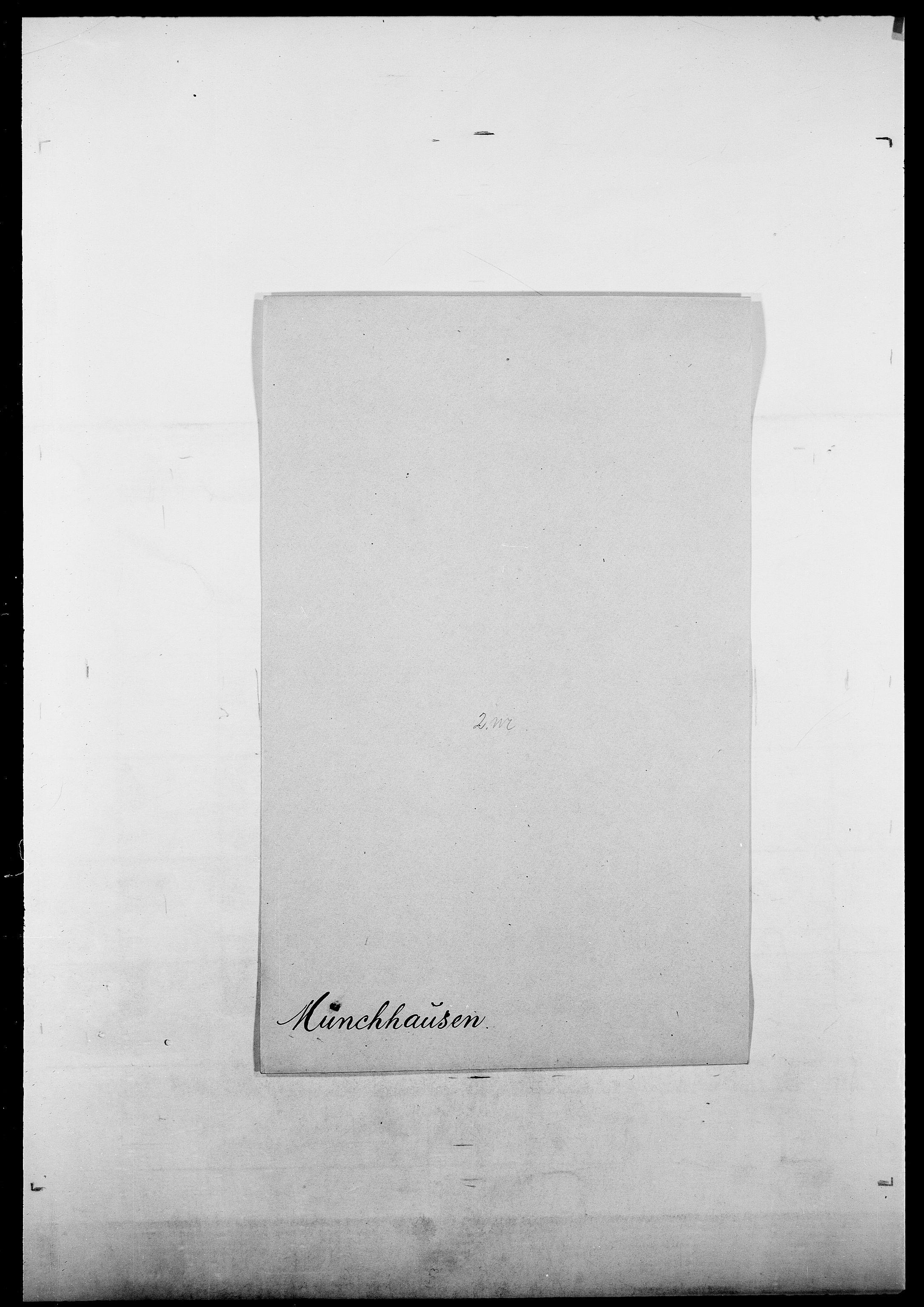 SAO, Delgobe, Charles Antoine - samling, D/Da/L0027: Morath - v. Møsting, s. 475