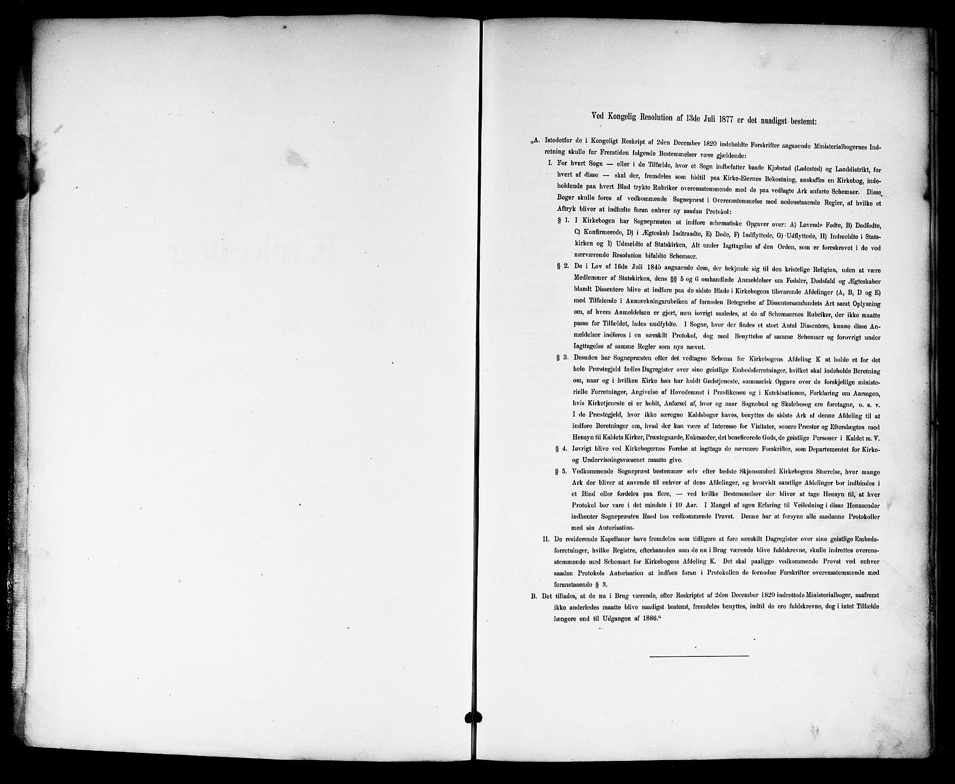 SAKO, Drangedal kirkebøker, G/Gb/L0002: Klokkerbok nr. II 2, 1895-1918