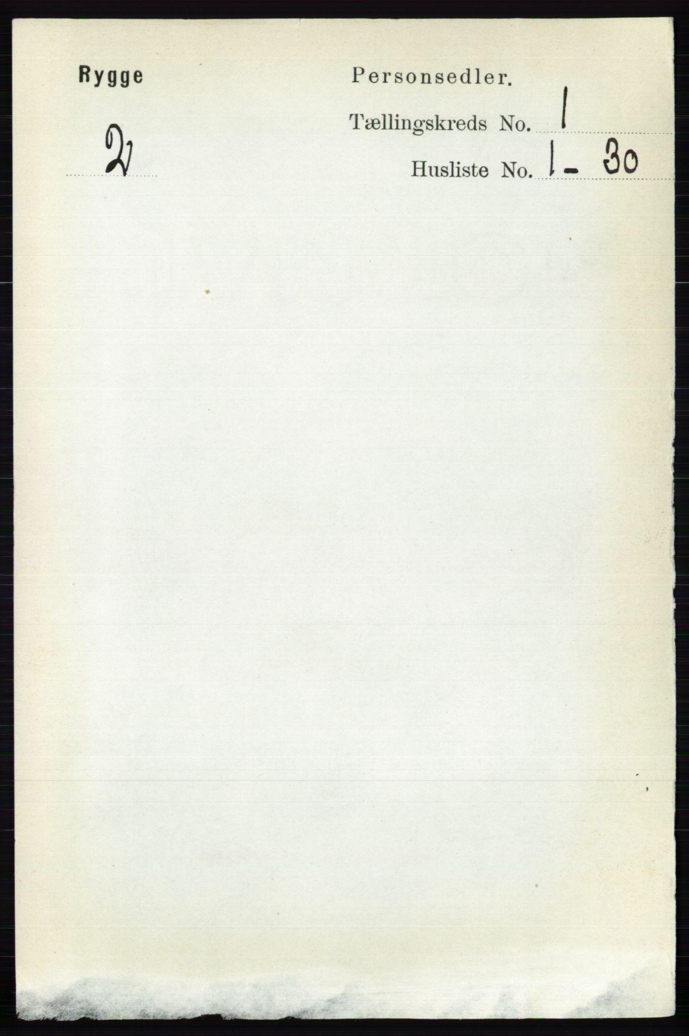 RA, Folketelling 1891 for 0136 Rygge herred, 1891, s. 162