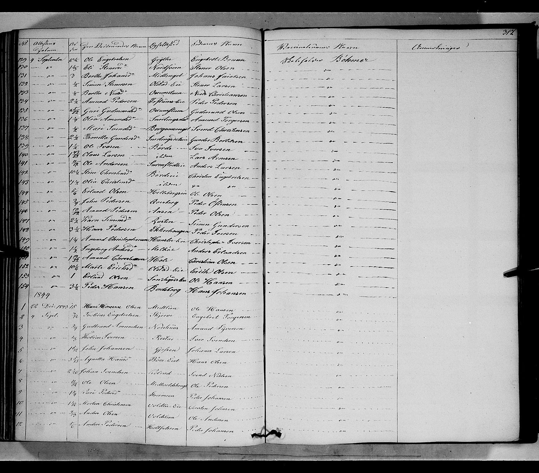 SAH, Gausdal prestekontor, Ministerialbok nr. 7, 1840-1850, s. 317