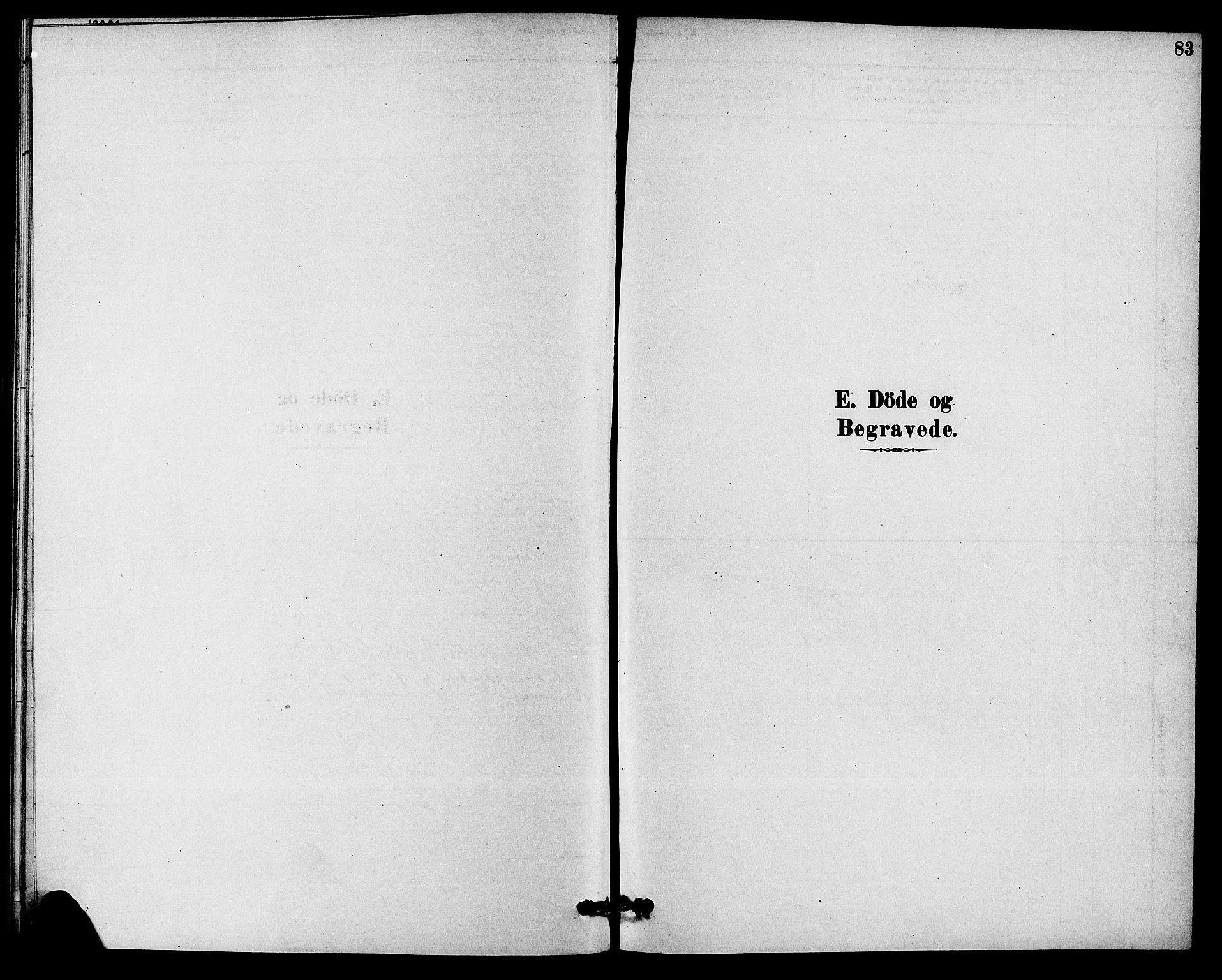SAKO, Solum kirkebøker, F/Fc/L0001: Ministerialbok nr. III 1, 1877-1891, s. 83