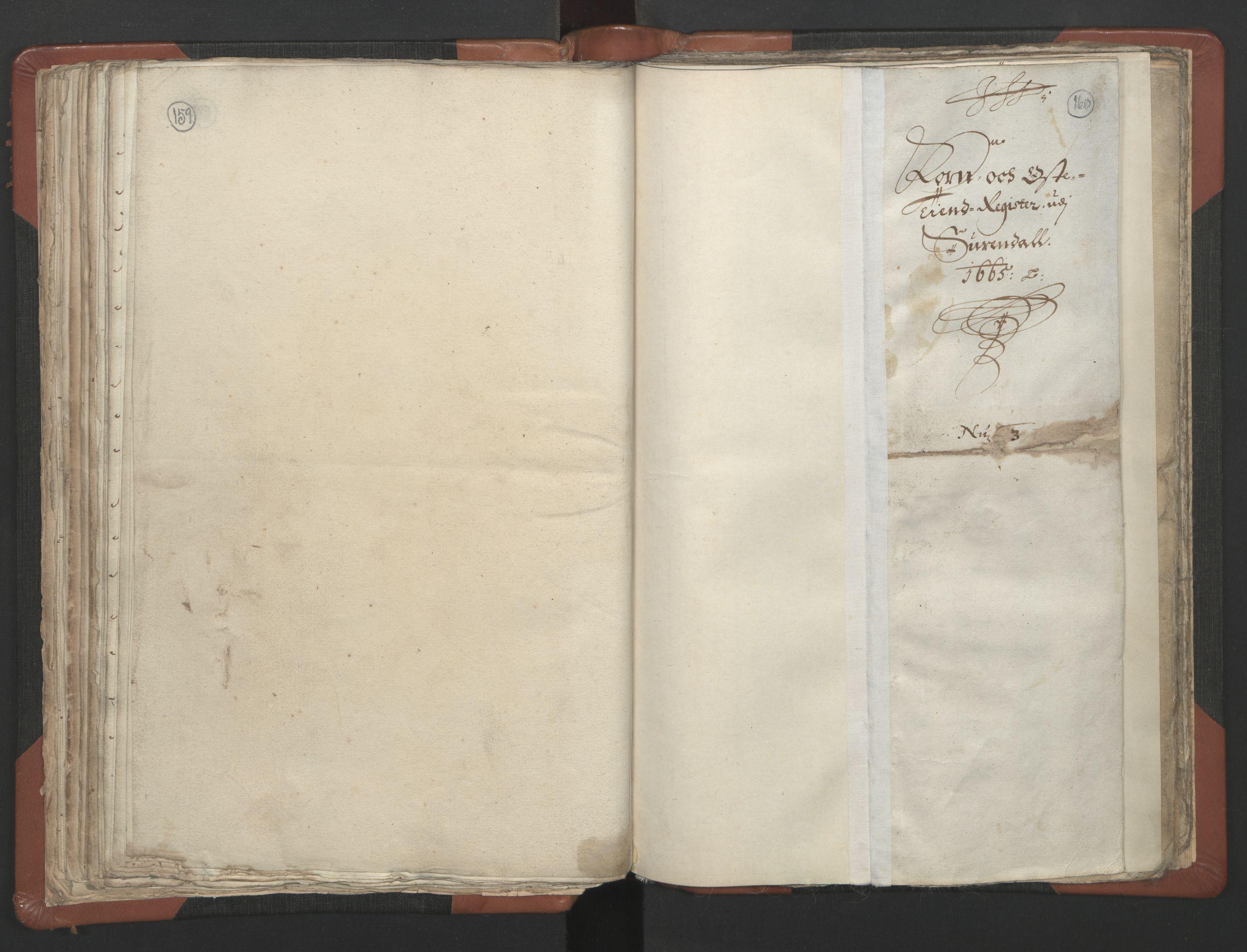 RA, Sogneprestenes manntall 1664-1666, nr. 29: Nordmøre prosti, 1664-1666, s. 159-160
