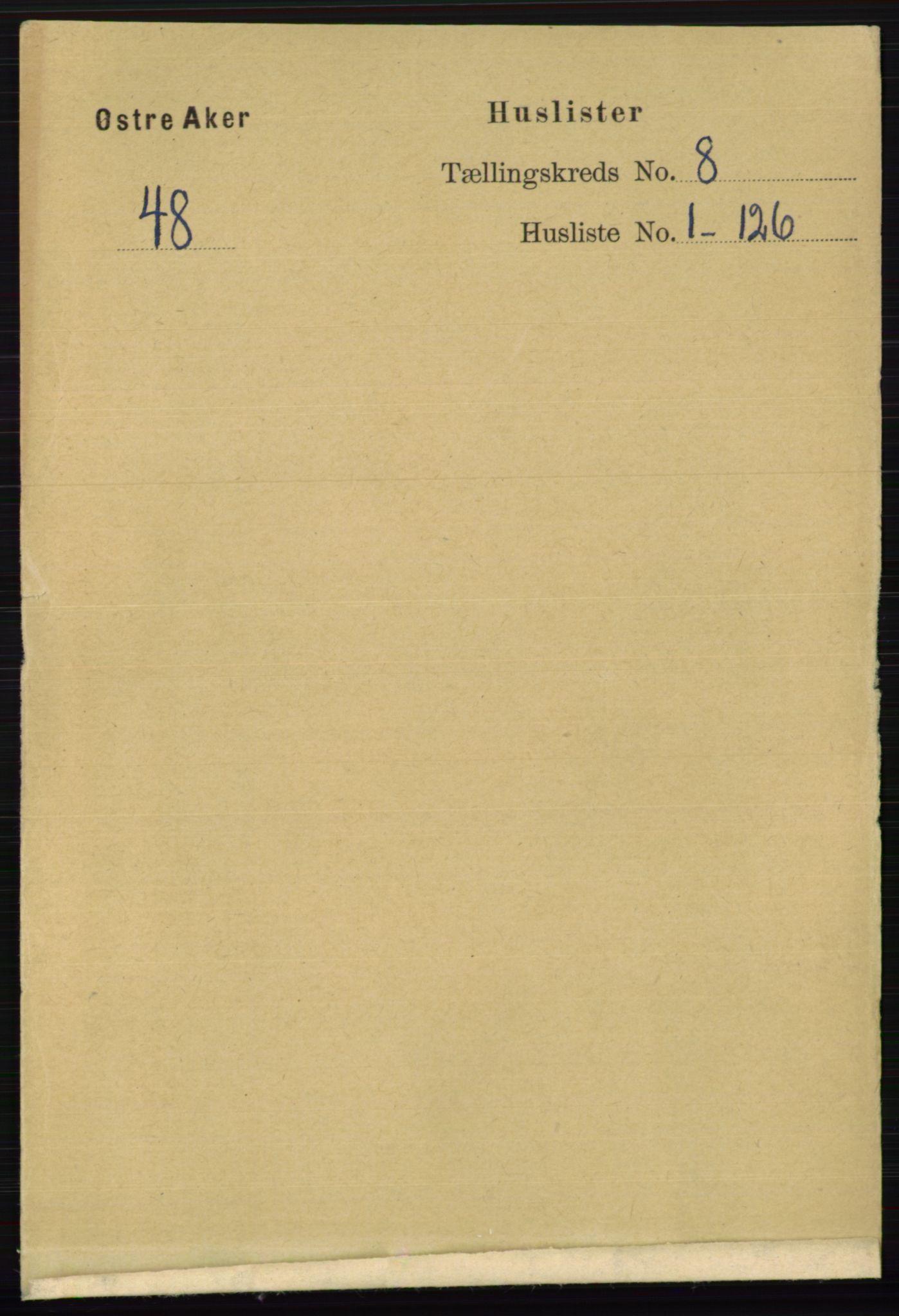 RA, Folketelling 1891 for 0218 Aker herred, 1891, s. 7104