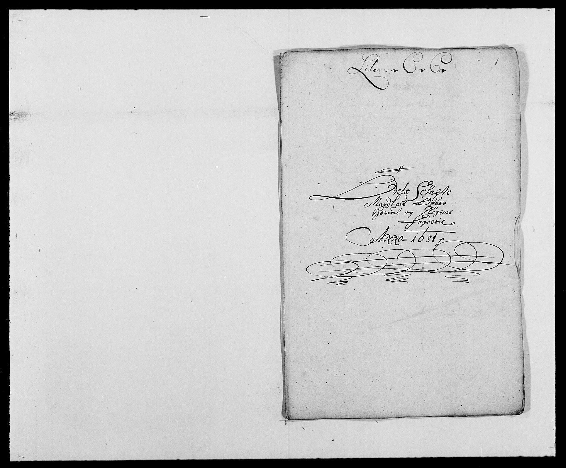 RA, Rentekammeret inntil 1814, Reviderte regnskaper, Fogderegnskap, R29/L1691: Fogderegnskap Hurum og Røyken, 1678-1681, s. 390
