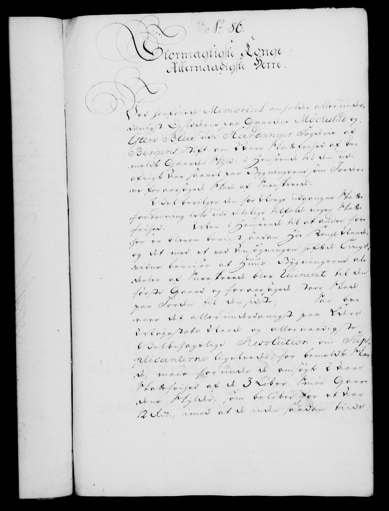 RA, Rentekammeret, Kammerkanselliet, G/Gf/Gfa/L0046: Norsk relasjons- og resolusjonsprotokoll (merket RK 52.46), 1764, s. 357