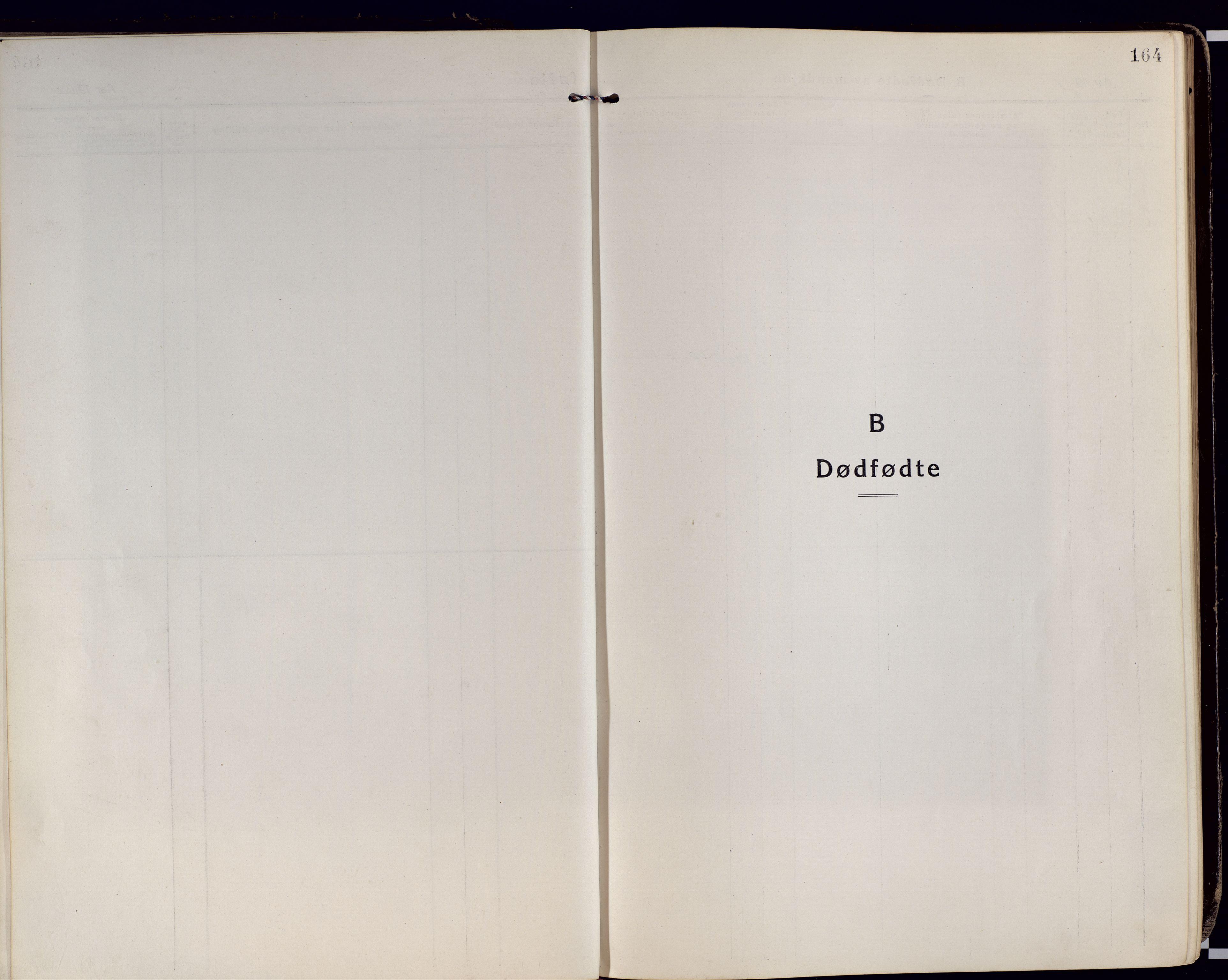 SATØ, Karlsøy sokneprestembete, Ministerialbok nr. 15, 1918-1929, s. 164