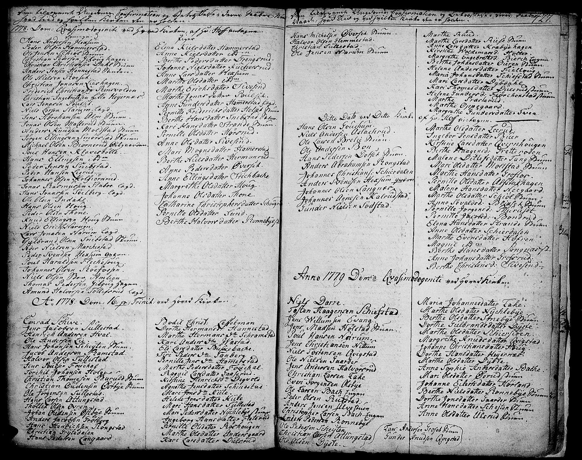 SAH, Toten prestekontor, Ministerialbok nr. 6, 1773-1793, s. 427