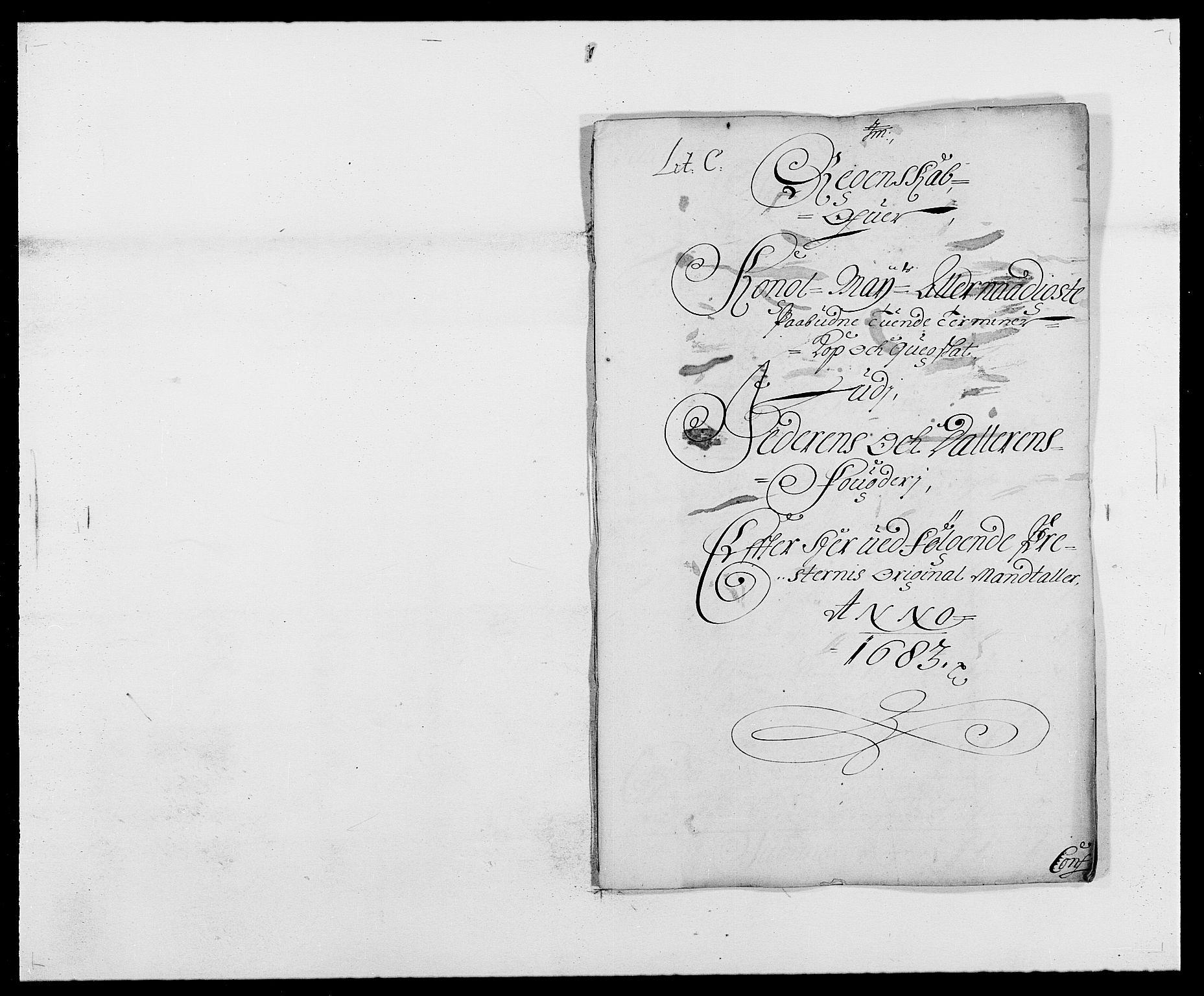 RA, Rentekammeret inntil 1814, Reviderte regnskaper, Fogderegnskap, R46/L2724: Fogderegnskap Jæren og Dalane, 1682-1684, s. 28