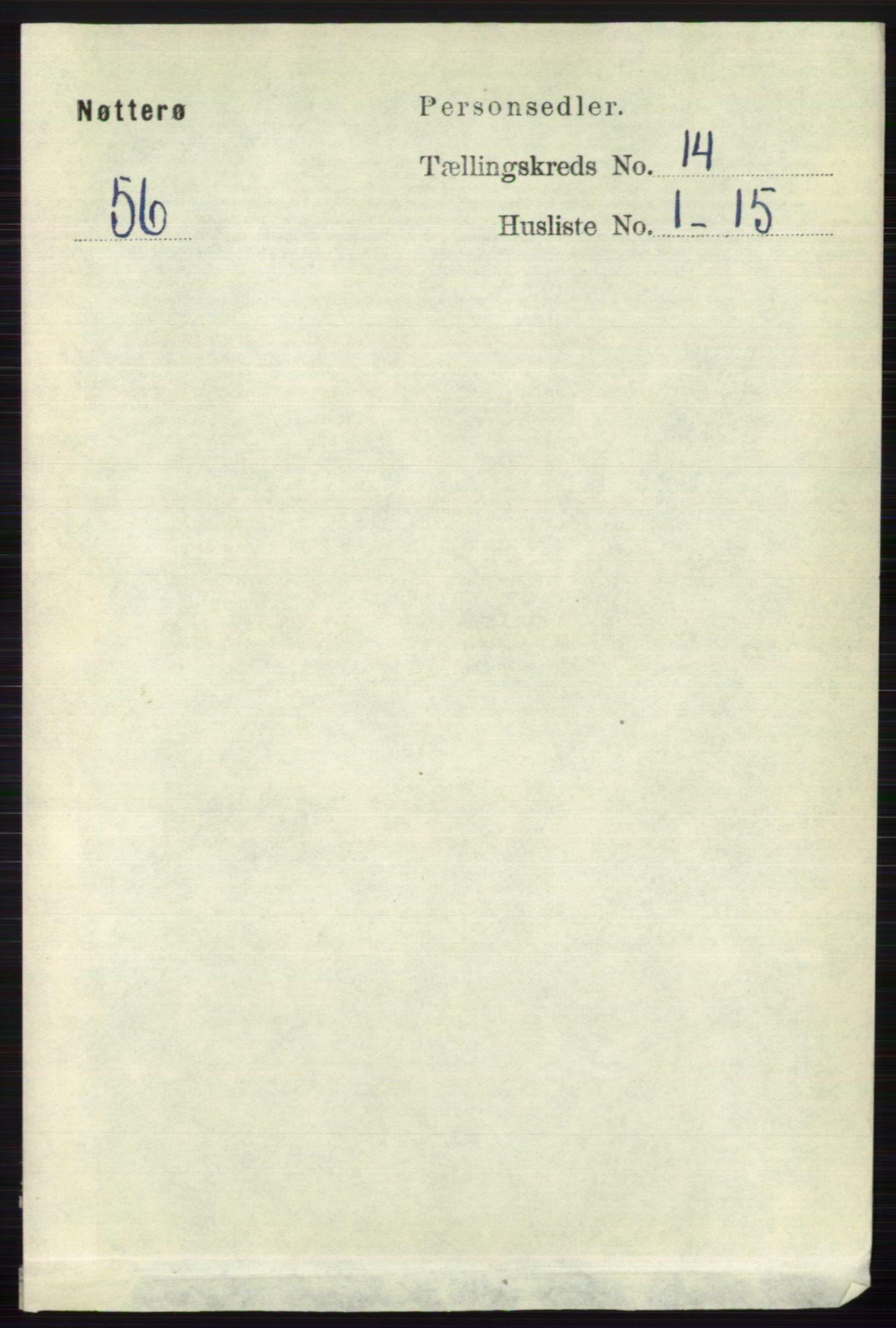 RA, Folketelling 1891 for 0722 Nøtterøy herred, 1891, s. 7528