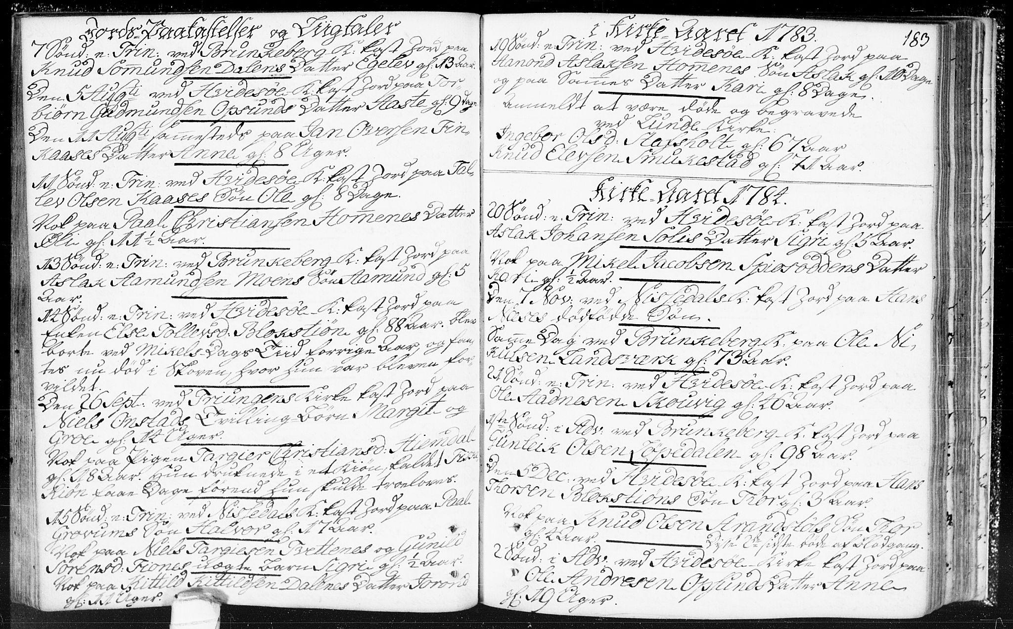 SAKO, Kviteseid kirkebøker, F/Fa/L0002: Ministerialbok nr. I 2, 1773-1786, s. 183